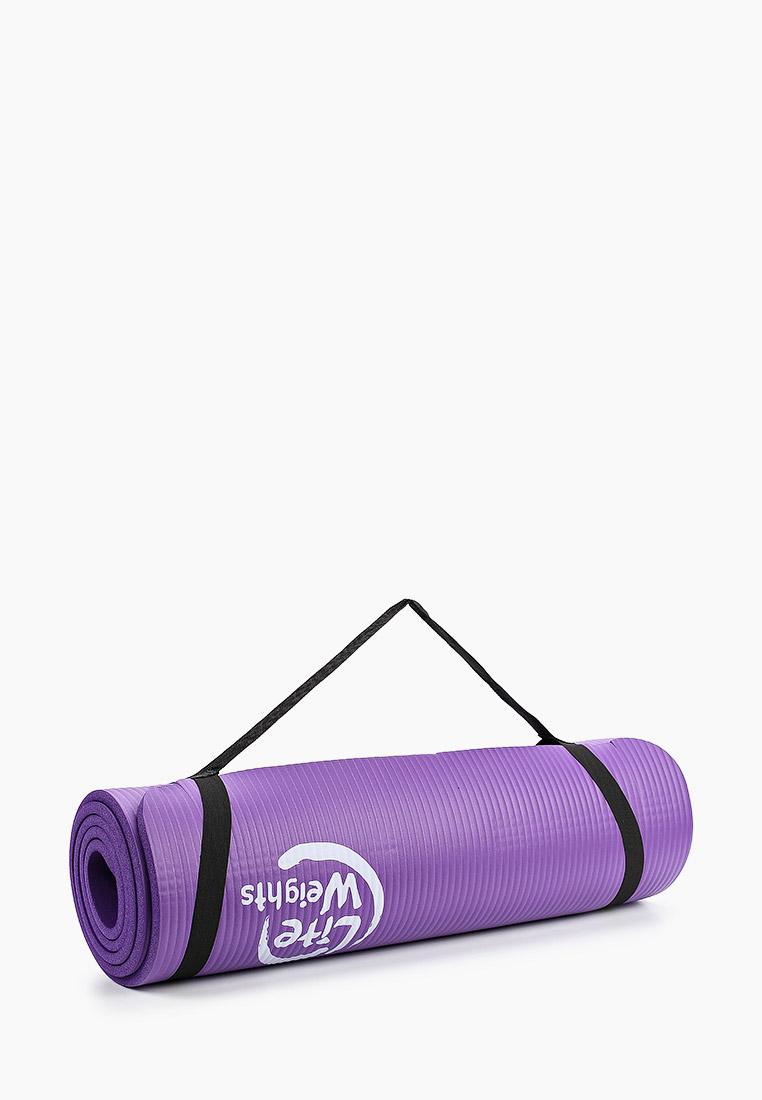 Коврик для йоги Lite Weights 180х61х1 за 1 099 ₽. в интернет-магазине Lamoda.ru