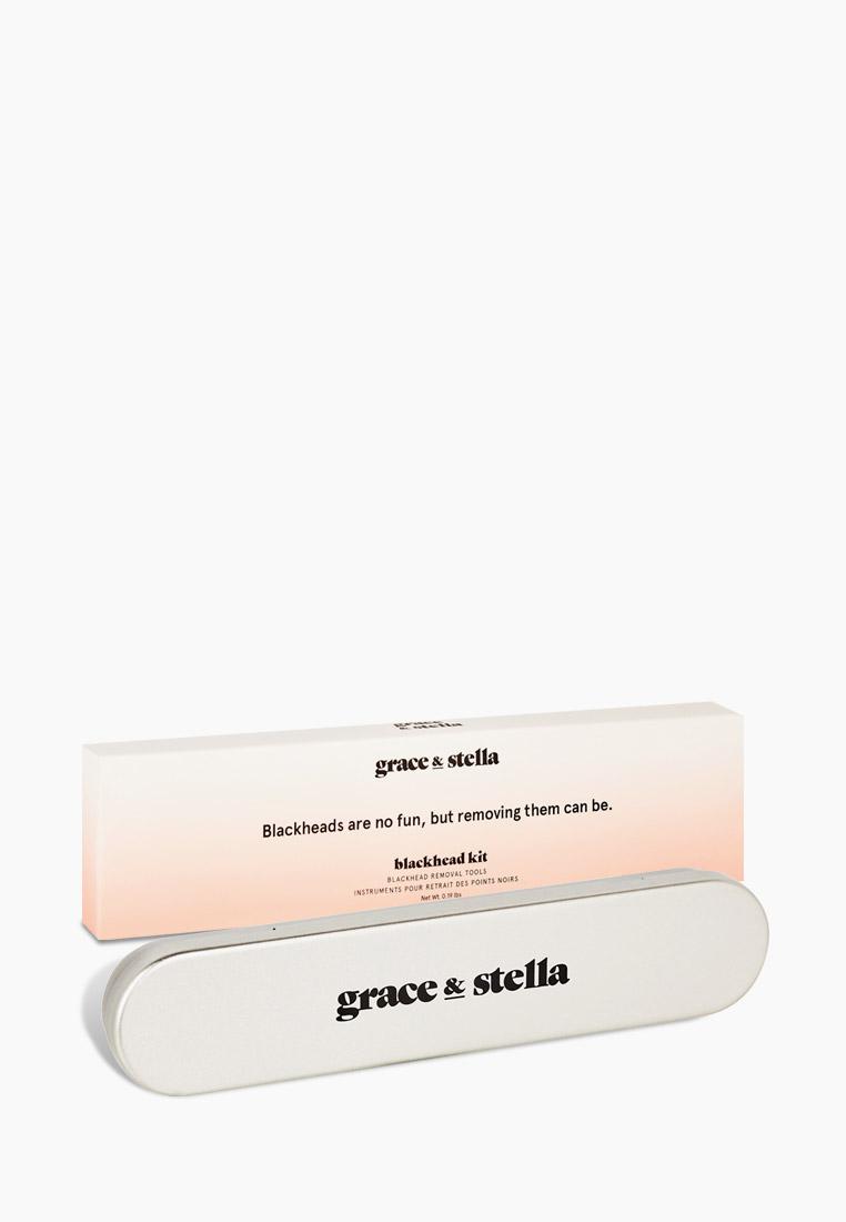 Прибор для очищения лица Grace and Stella петля Видаля и пинцет за 1 390 ₽. в интернет-магазине Lamoda.ru