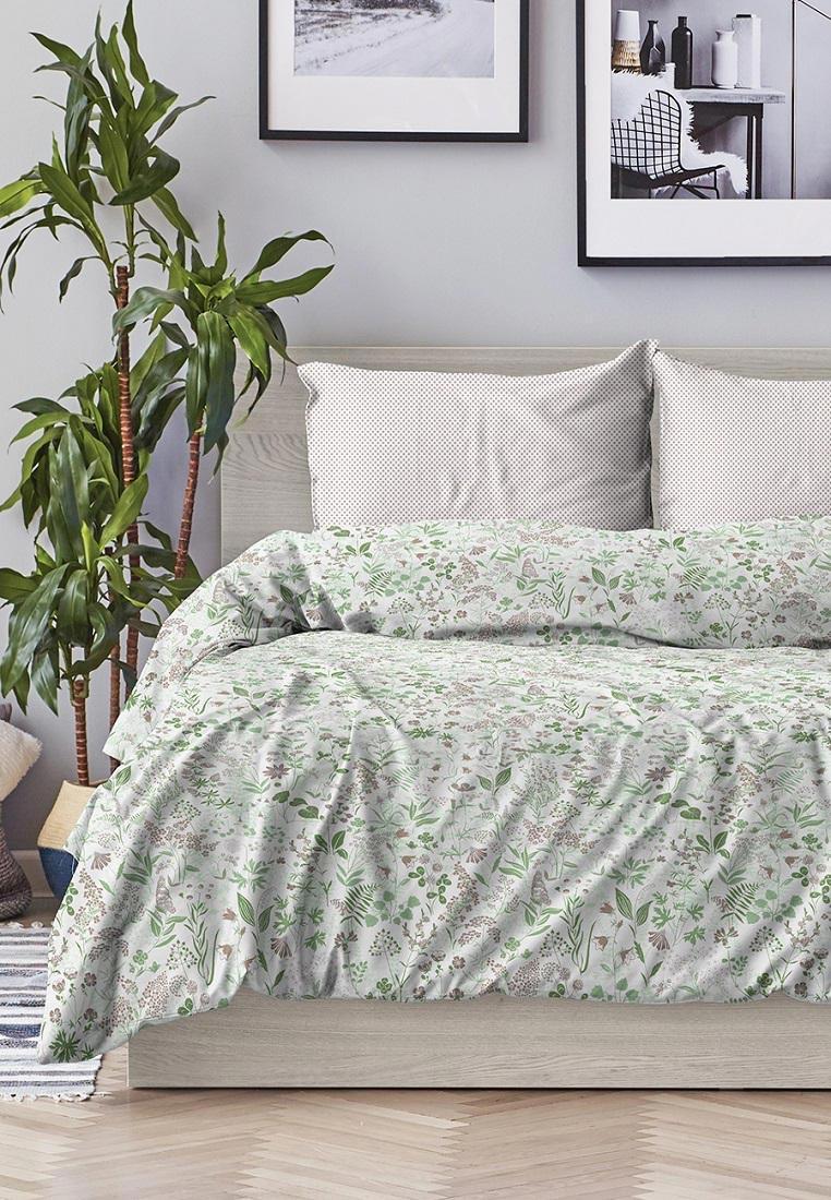 Постельное белье 2-спальное Любимый дом Rustic за 1 740 ₽. в интернет-магазине Lamoda.ru