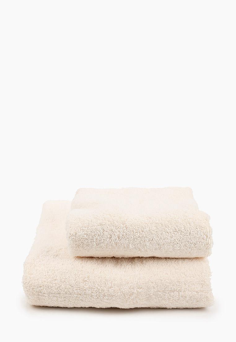Комплект Luisa Moretti полотенец 2 шт., 50х90, 70х140 см за 1 990 ₽. в интернет-магазине Lamoda.ru