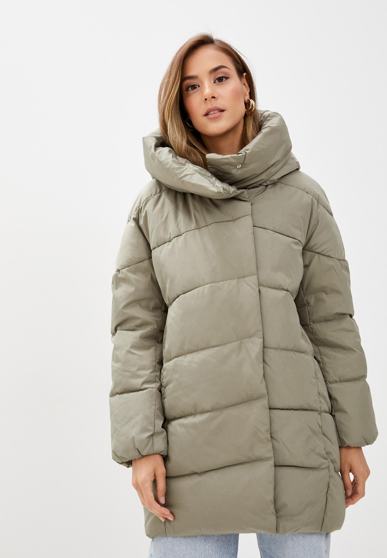 Куртка утепленная Zarina за 4 759 ₽. в интернет-магазине Lamoda.ru