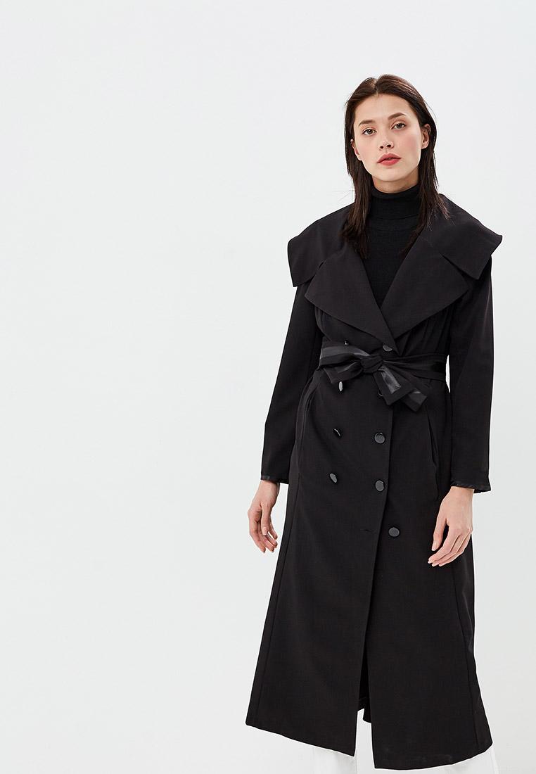 Плащ, Lovecode, цвет: черный. Артикул: MP002XW0202F. Одежда
