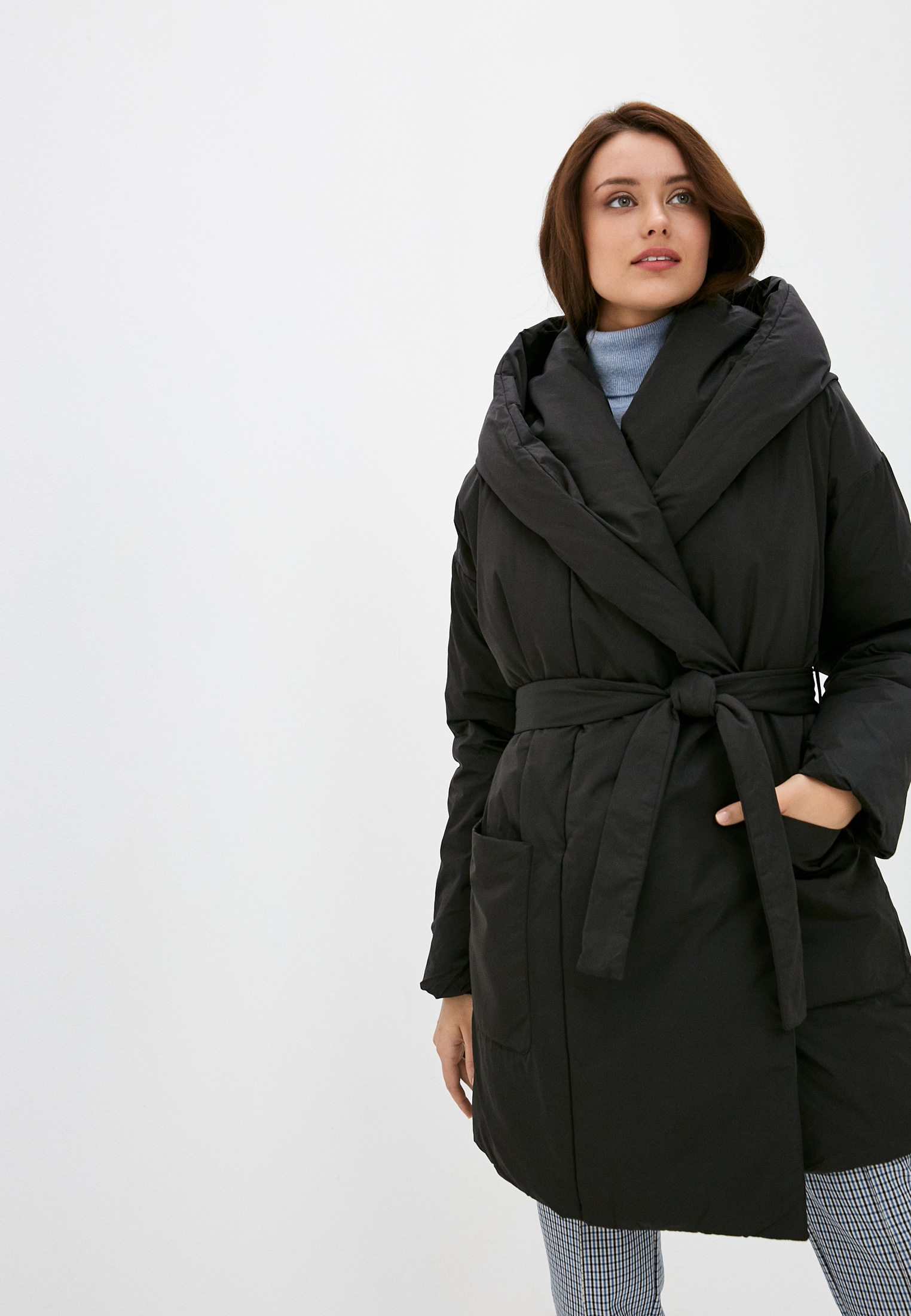 Куртка утепленная Zarina за 3 359 ₽. в интернет-магазине Lamoda.ru