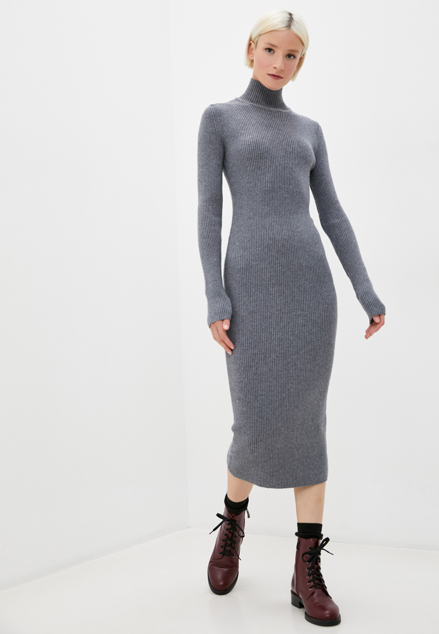 Платье Lezzarine купить за 4 590 ₽ в интернет-магазине Lamoda.ru