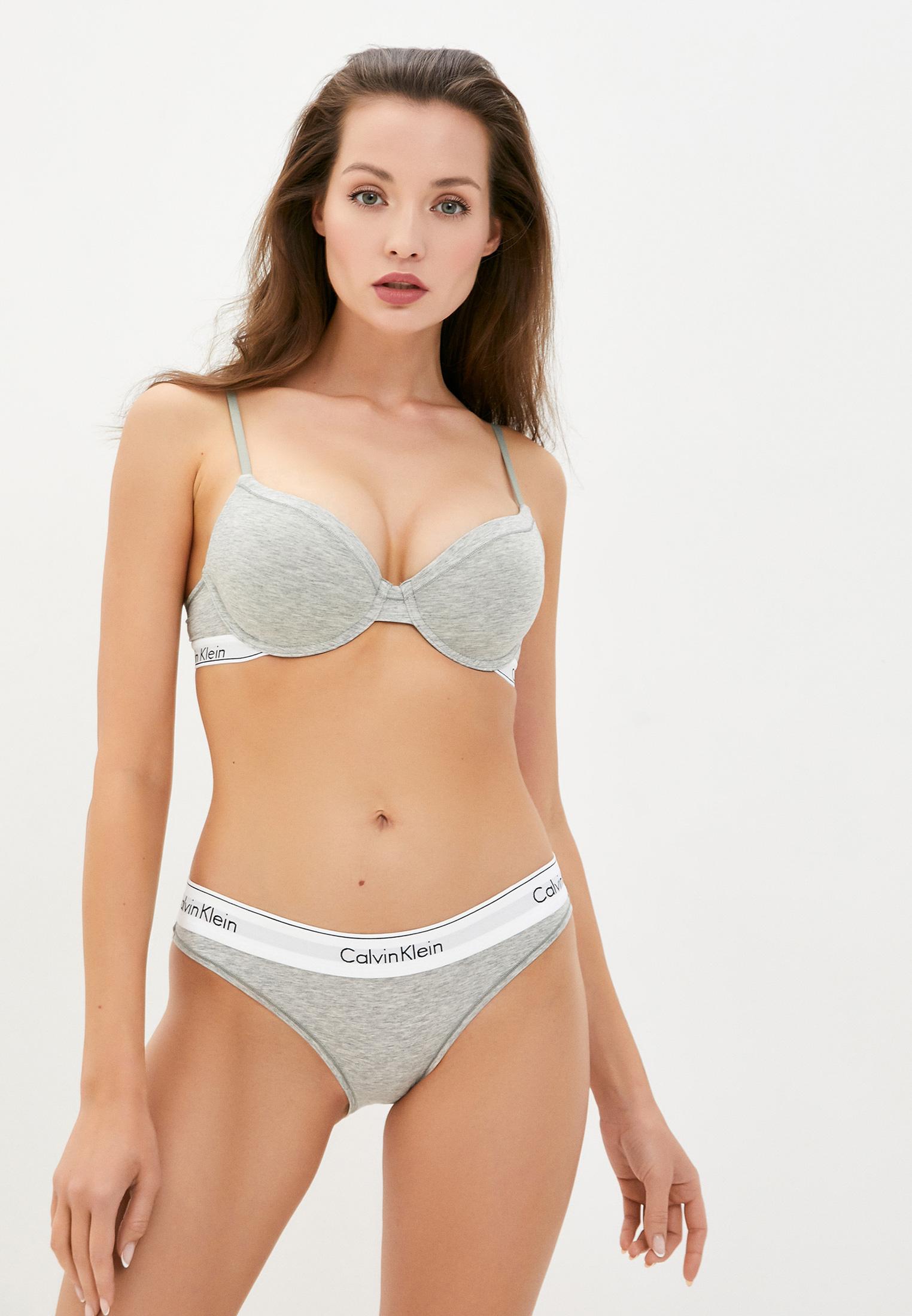 Бюстгальтер Calvin Klein Underwear за 4 600 ₽. в интернет-магазине Lamoda.ru