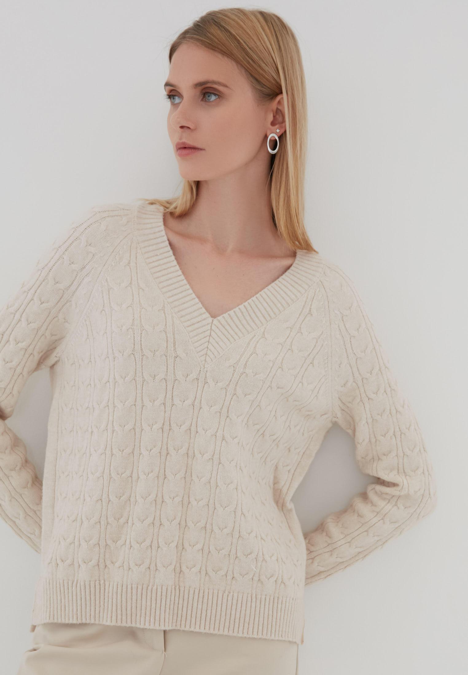 Пуловер Zarina за 1 679 ₽. в интернет-магазине Lamoda.ru