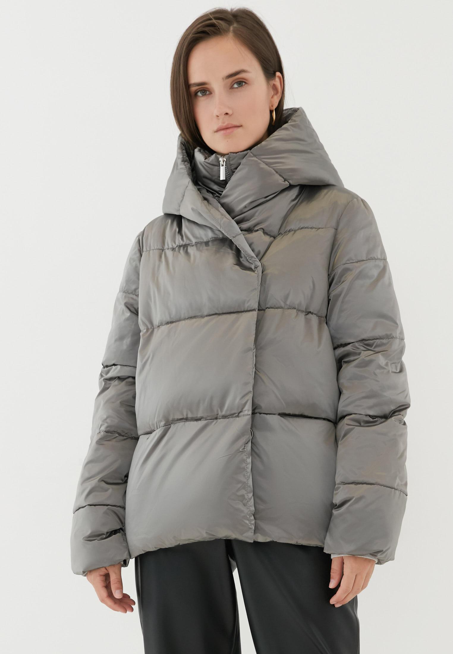 Куртка утепленная Zarina Exclusive online купить за 2 379 ₽ в интернет-магазине Lamoda.ru