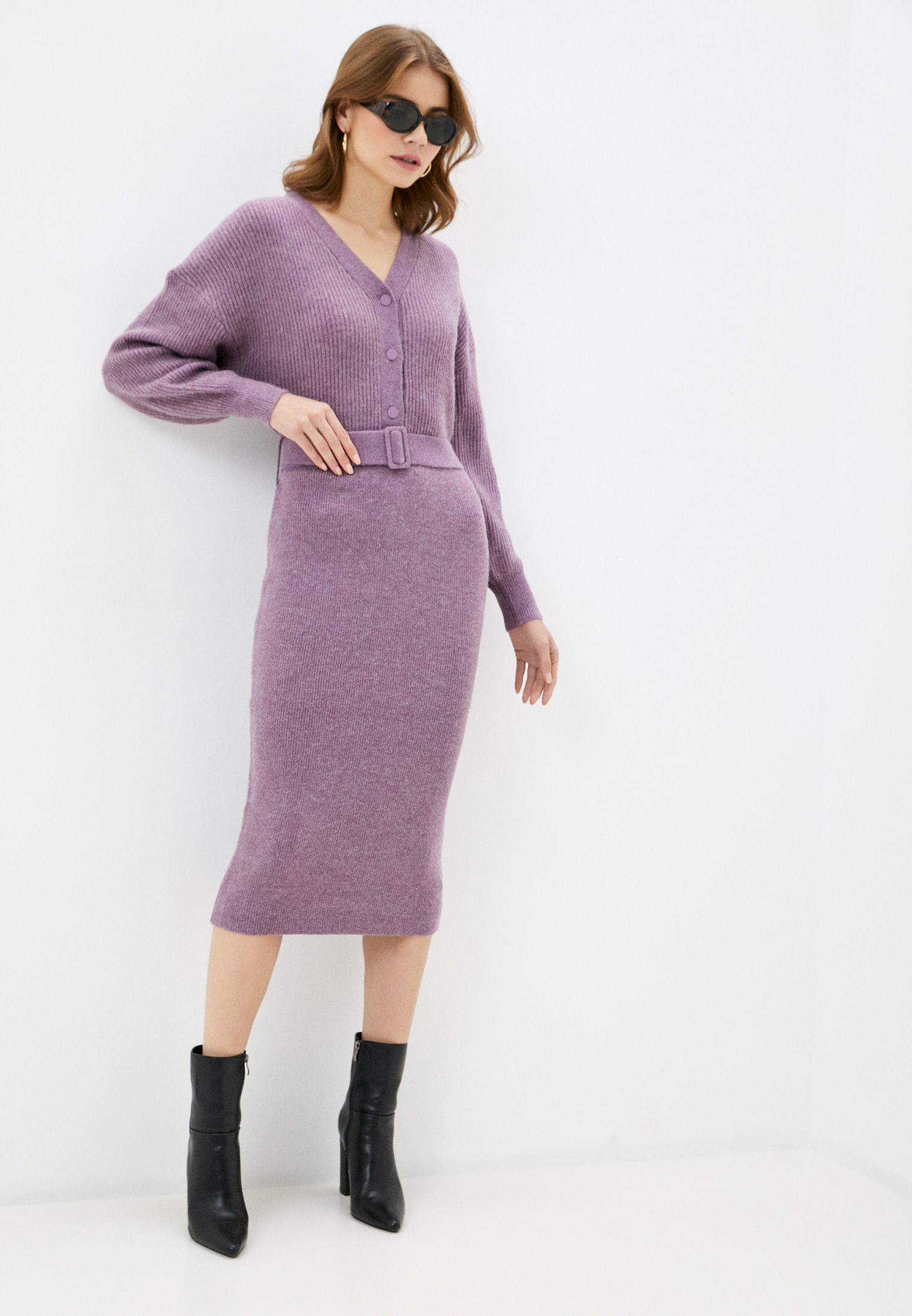 Платье Zarina за 2 799 ₽. в интернет-магазине Lamoda.ru