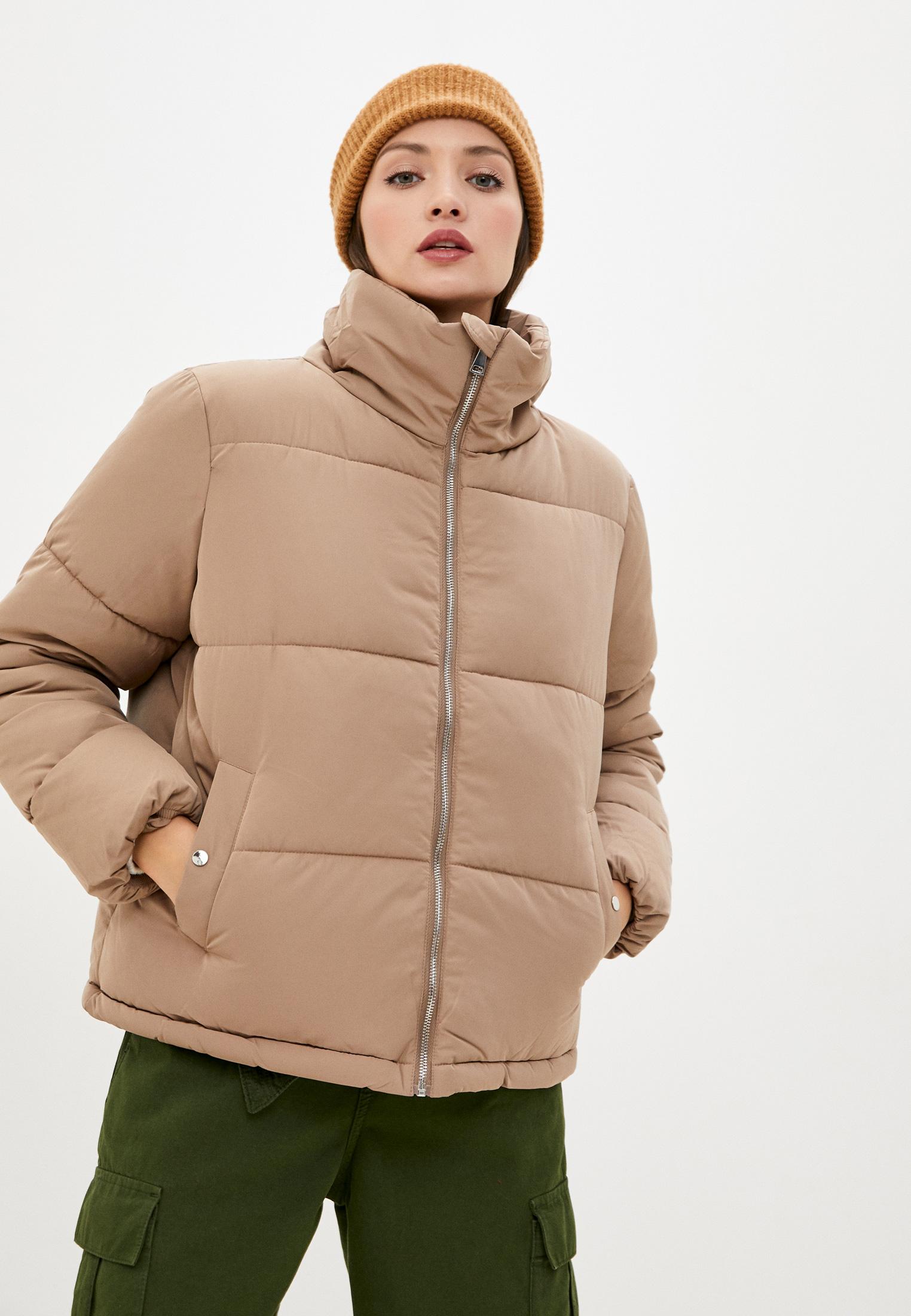 Куртка утепленная Befree купить за 2 158 ₽ в интернет-магазине Lamoda.ru