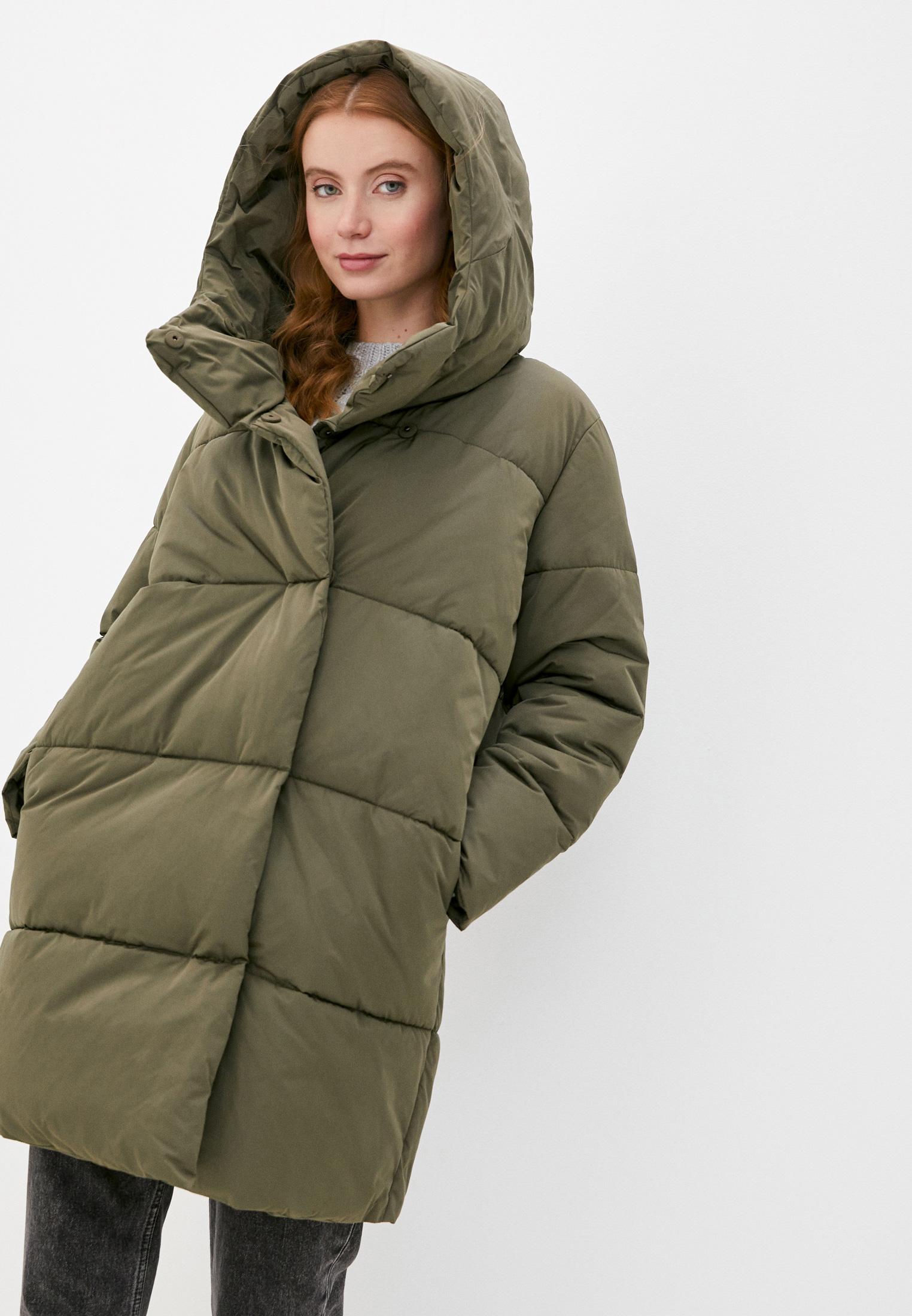 Куртка утепленная Befree за 4 599 ₽. в интернет-магазине Lamoda.ru