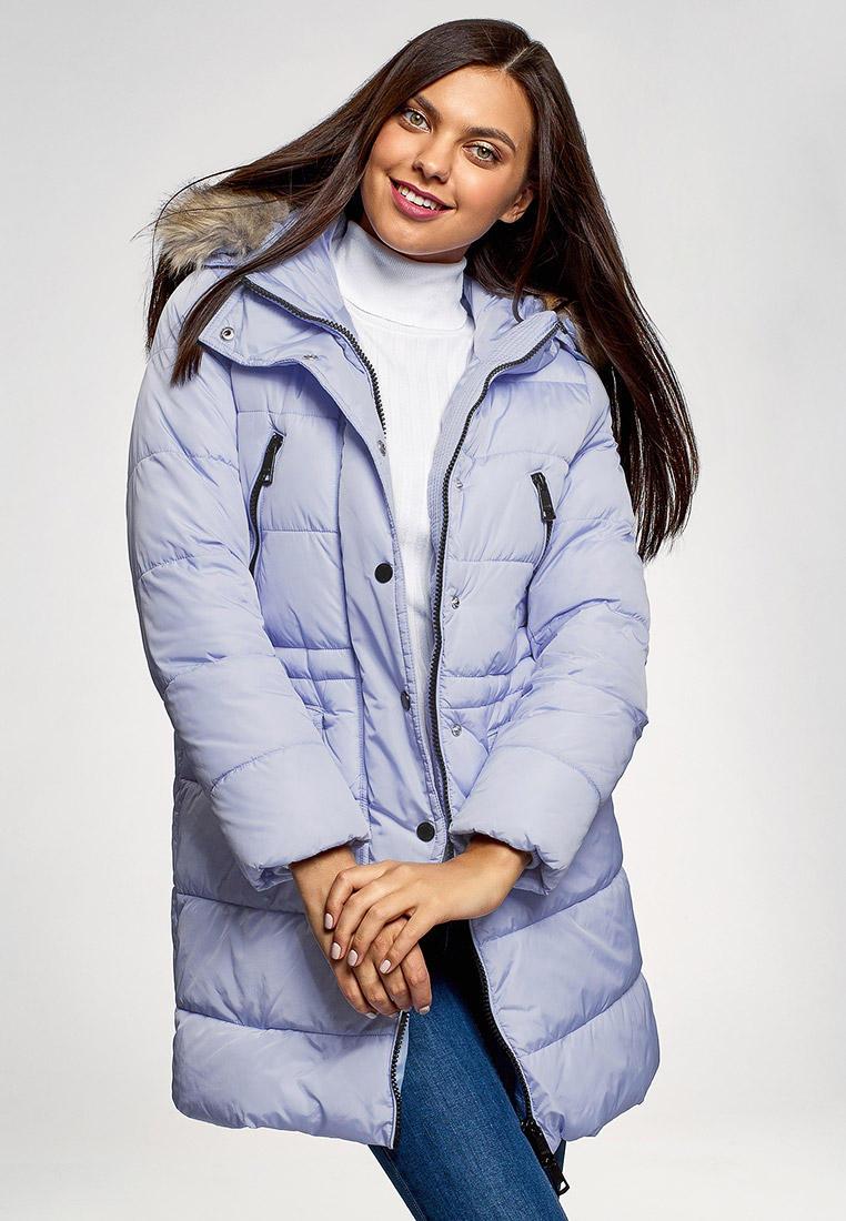 Куртка утепленная oodji за 2 999 ₽. в интернет-магазине Lamoda.ru