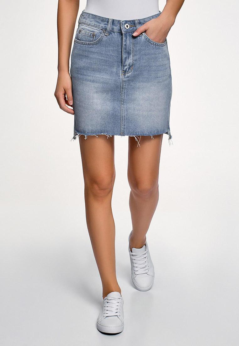 Как выбрать джинсовую юбку