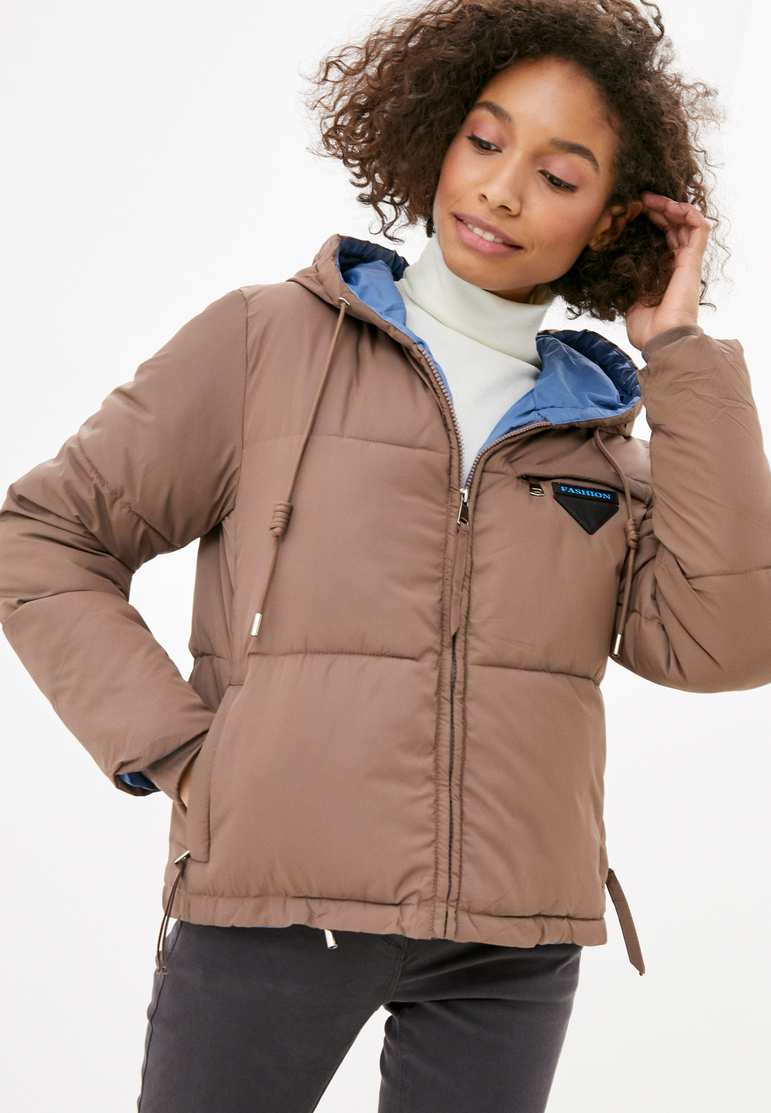 Куртка утепленная Fadjo за 4 150 ₽. в интернет-магазине Lamoda.ru