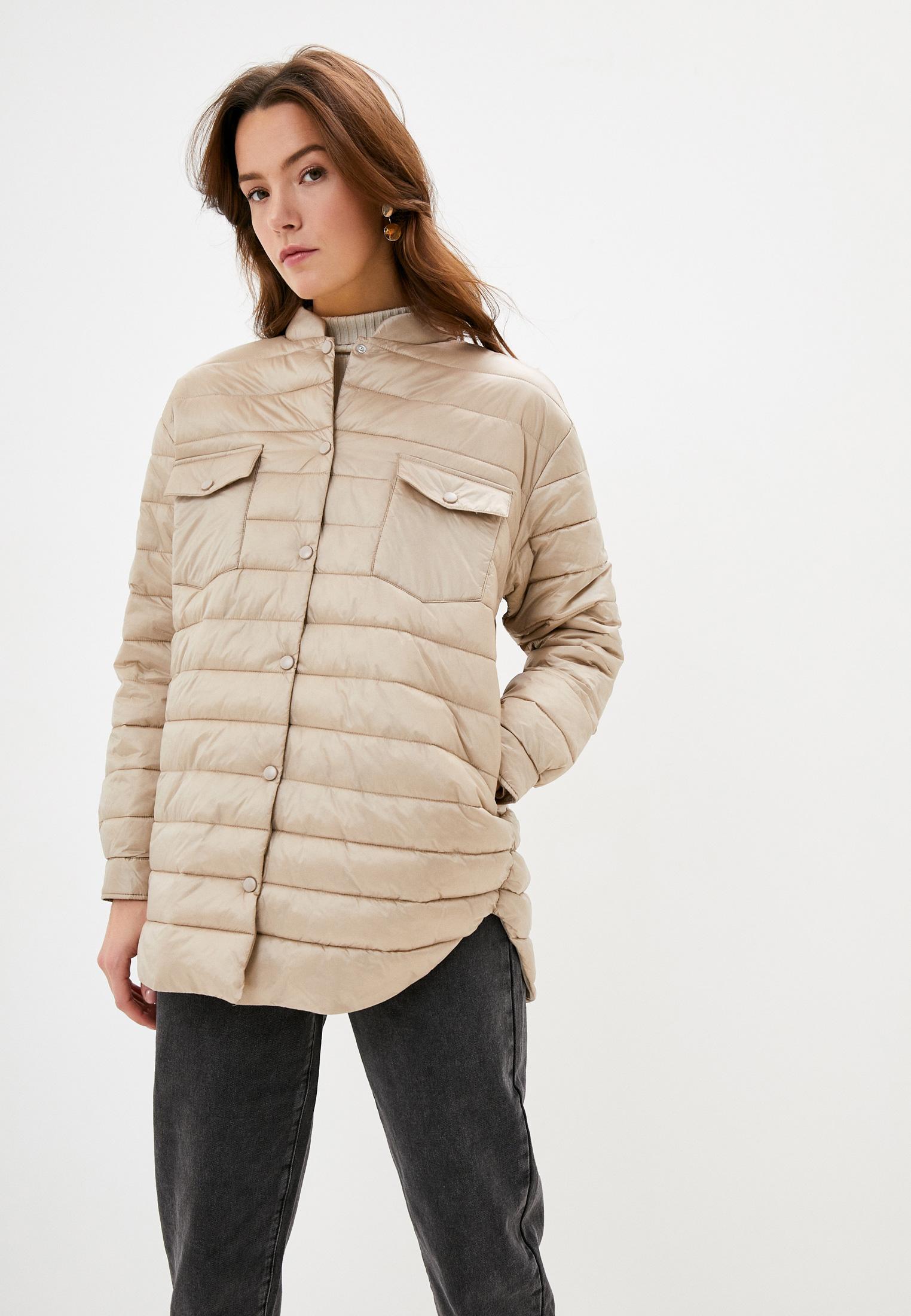Куртка утепленная Befree купить за 2 483 ₽ в интернет-магазине Lamoda.ru