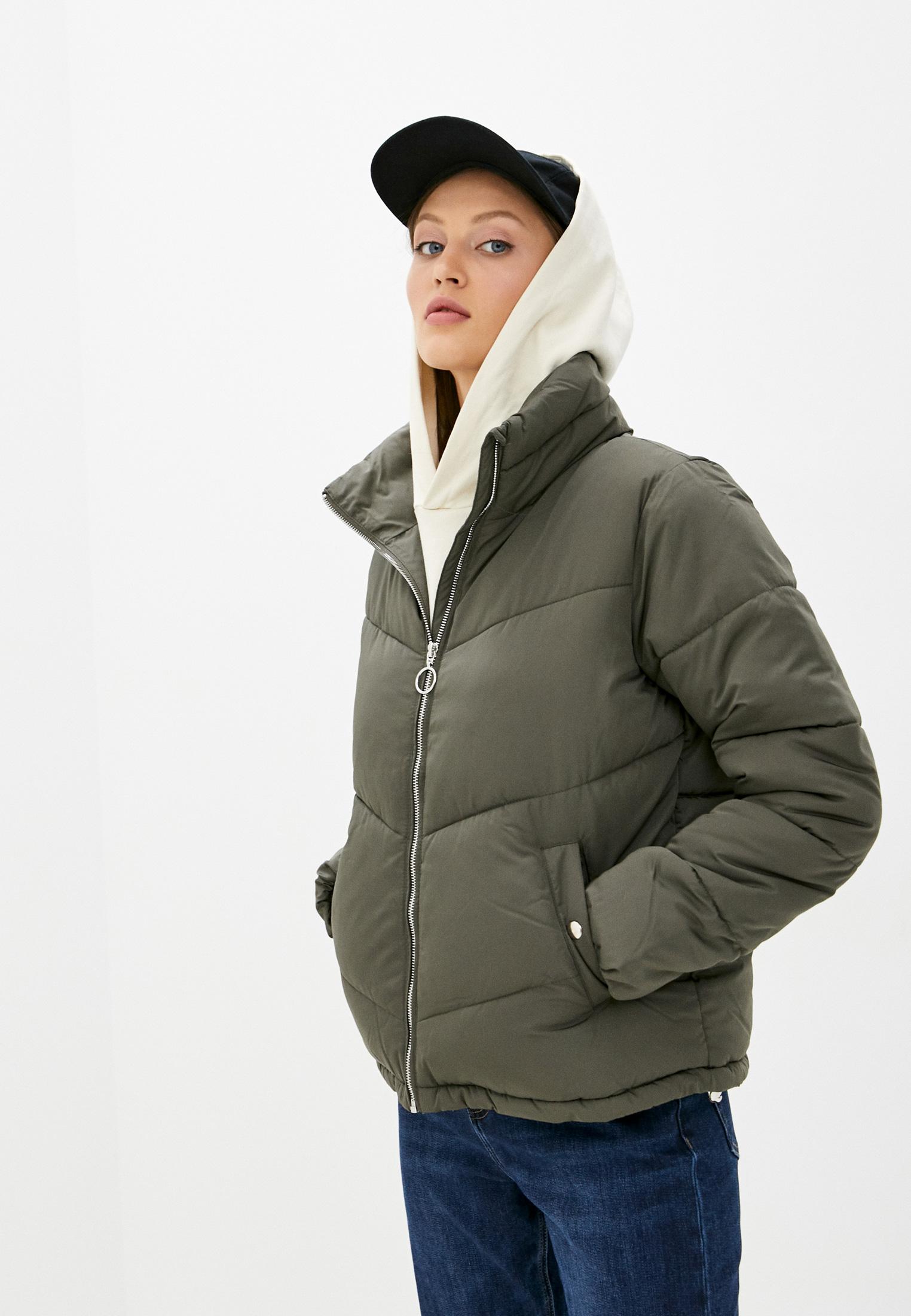 Куртка утепленная Befree за 2 999 ₽. в интернет-магазине Lamoda.ru