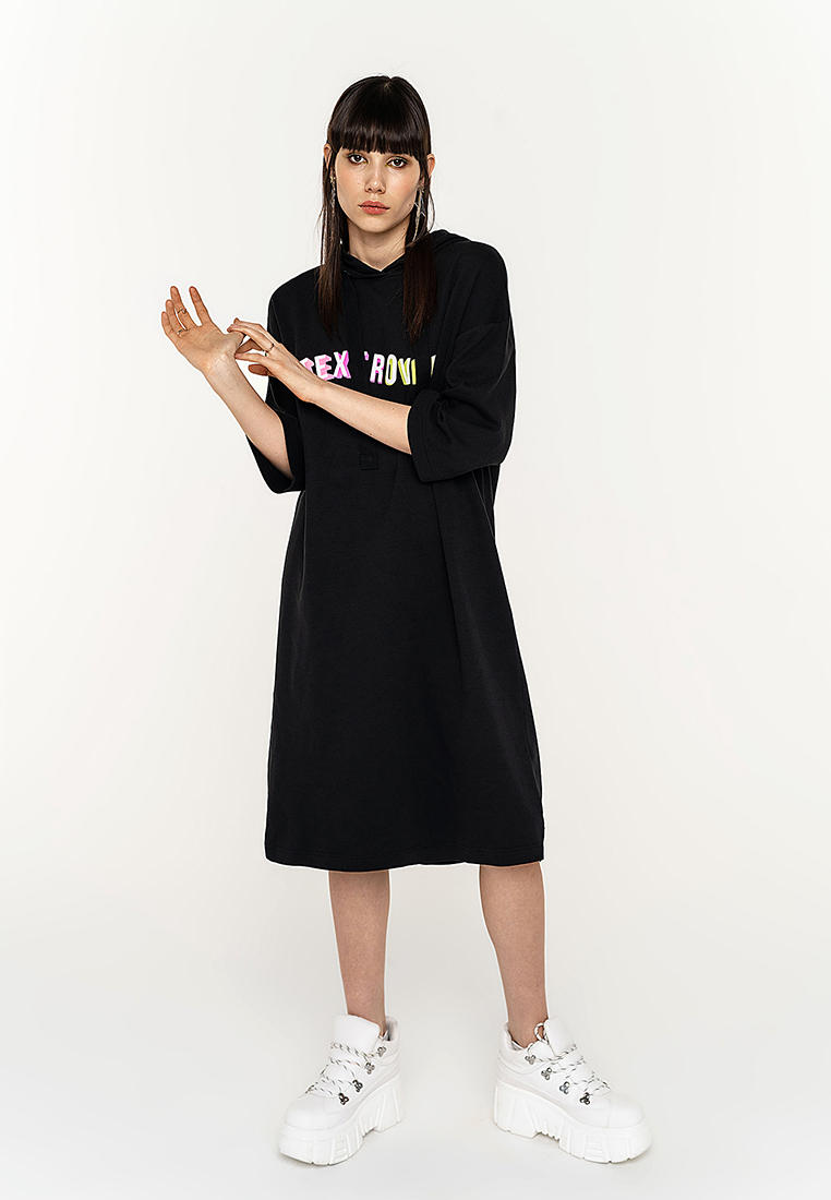 Платье Befree  за 1 079 ₽. в интернет-магазине Lamoda.ru