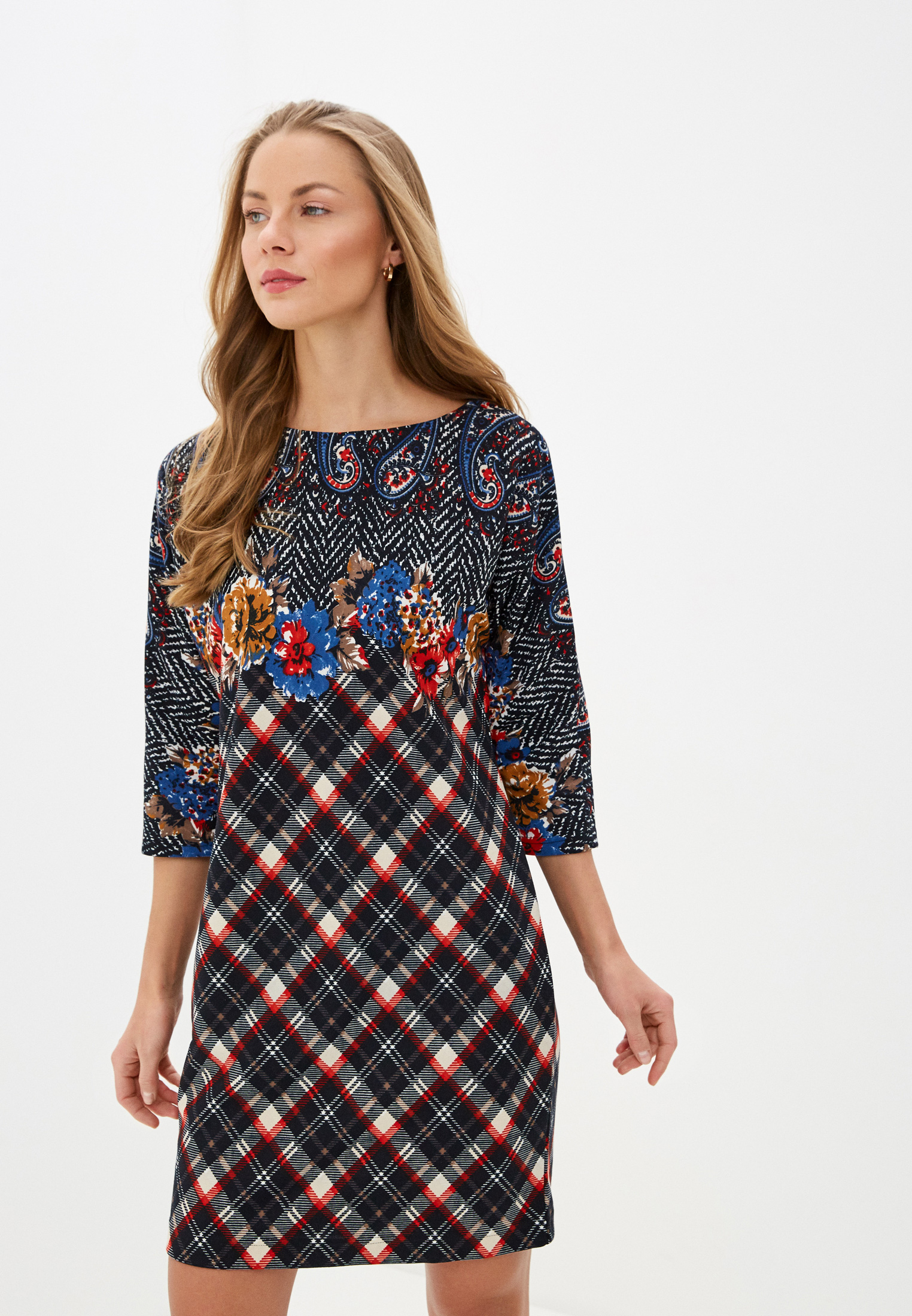 Платье A-A Awesome Apparel by Ksenia Avakyan купить за 1 293 ₽ в интернет-магазине Lamoda.ru