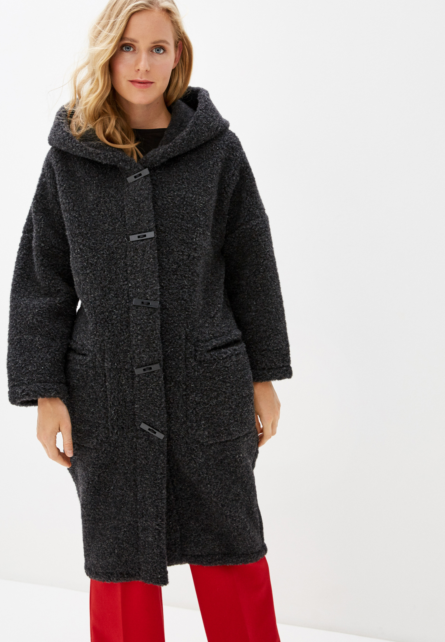 Пальто Alwero ALEXA WOOL за 10 450 ₽. в интернет-магазине Lamoda.ru