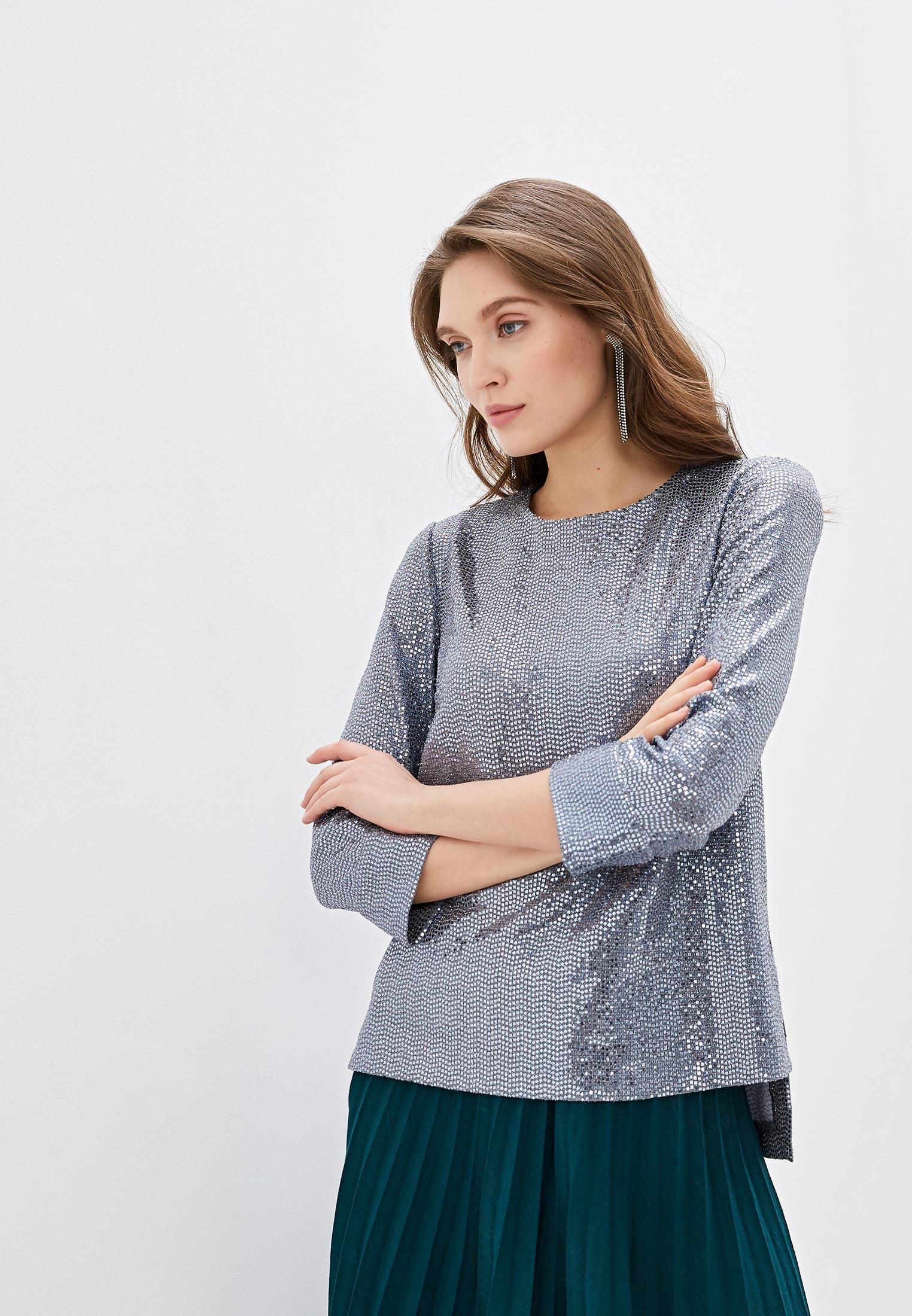 Блуза GSFR купить за 4 890 ₽ в интернет-магазине Lamoda.ru