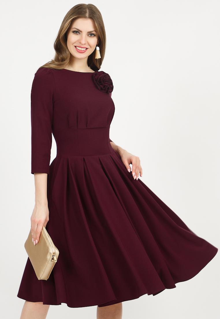 Платье Olivegrey FEORIA за 8 091 ₽. в интернет-магазине Lamoda.ru