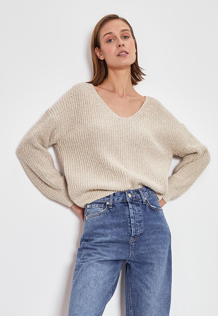 Пуловер Lime купить за 1 799 ₽ в интернет-магазине Lamoda.ru