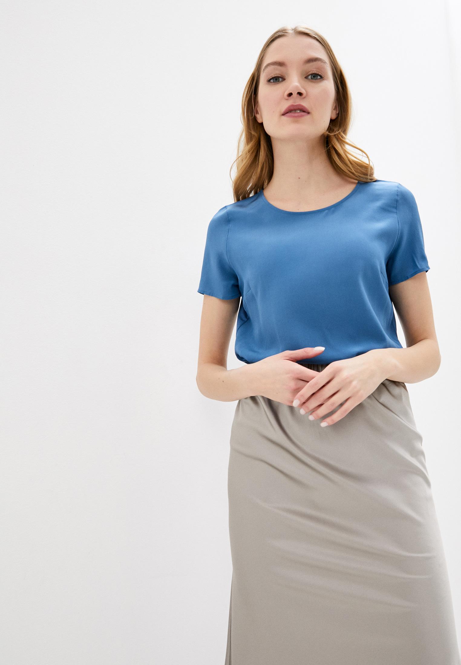 Блуза Falconeri за 7 400 ₽. в интернет-магазине Lamoda.ru
