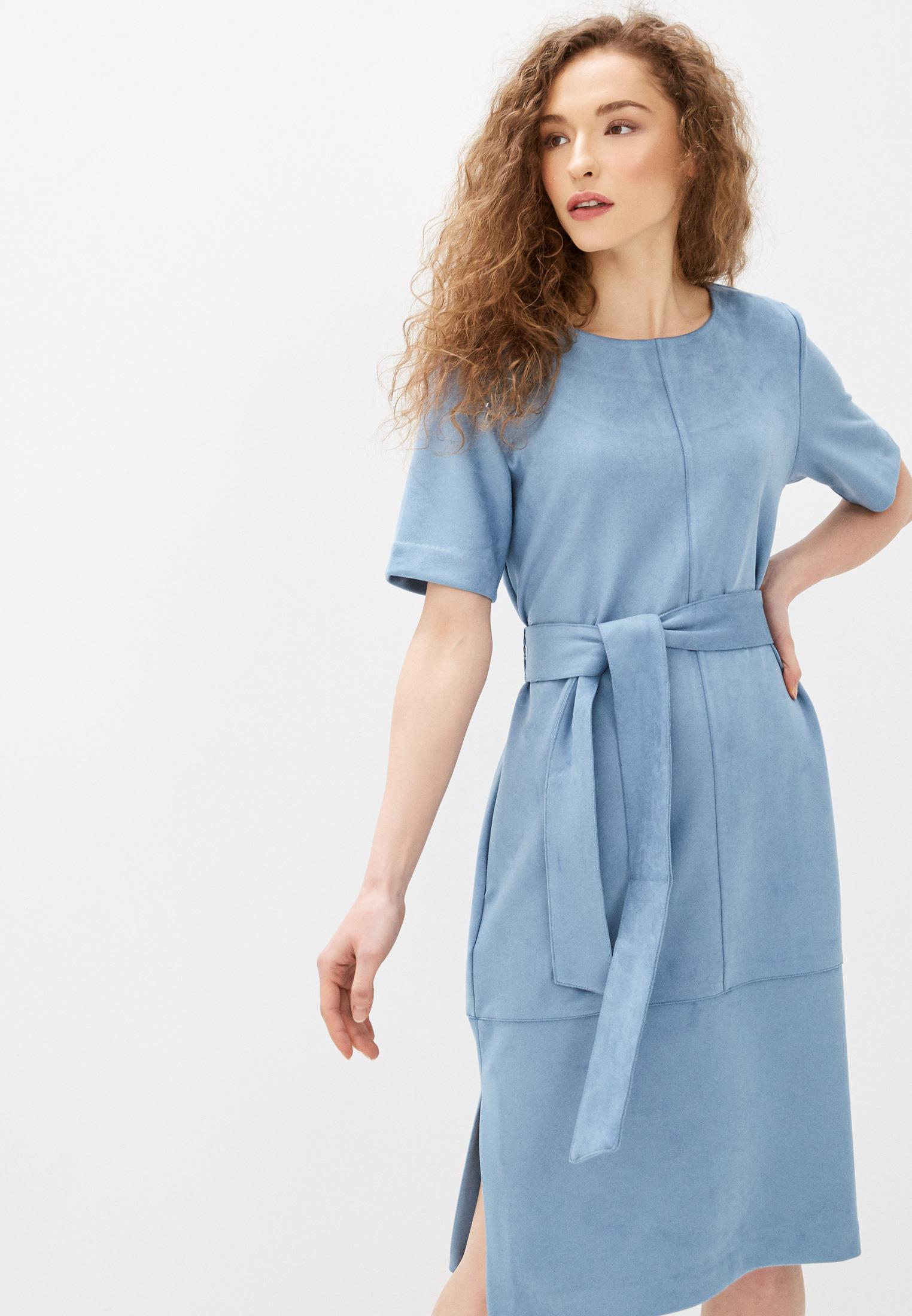 Платье Sela купить за 799 ₽ в интернет-магазине Lamoda.ru