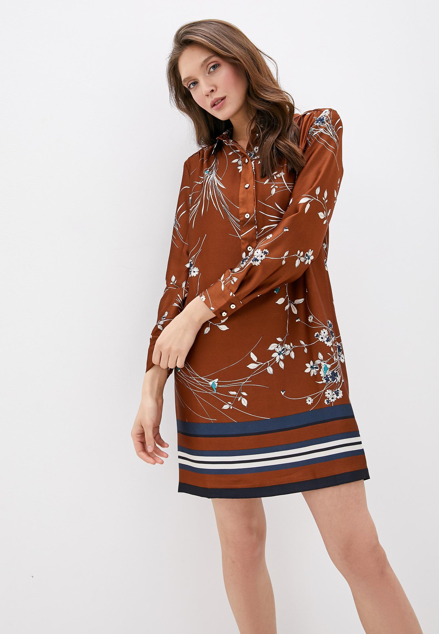 Платье Villagi за 7 990 ₽. в интернет-магазине Lamoda.ru