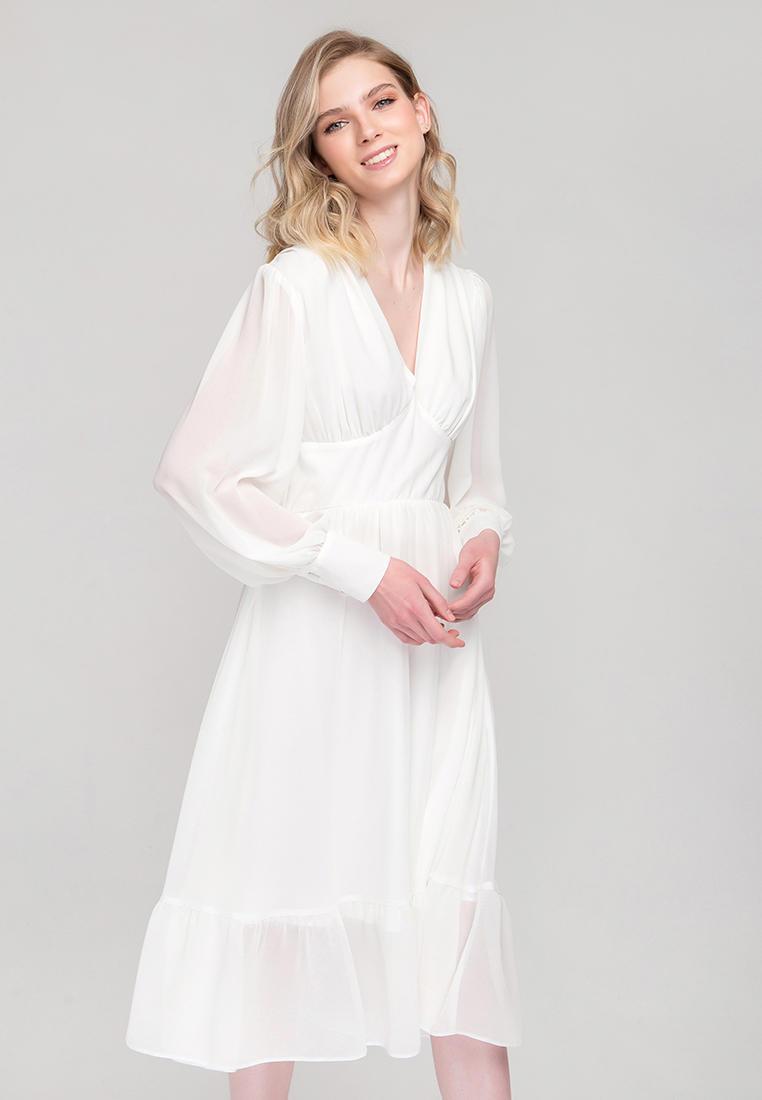 Платье Fors за 6 300 ₽. в интернет-магазине Lamoda.ru