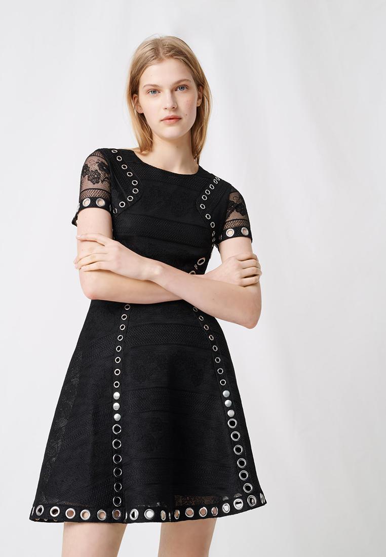 Платье Maje за 14 450 ₽. в интернет-магазине Lamoda.ru