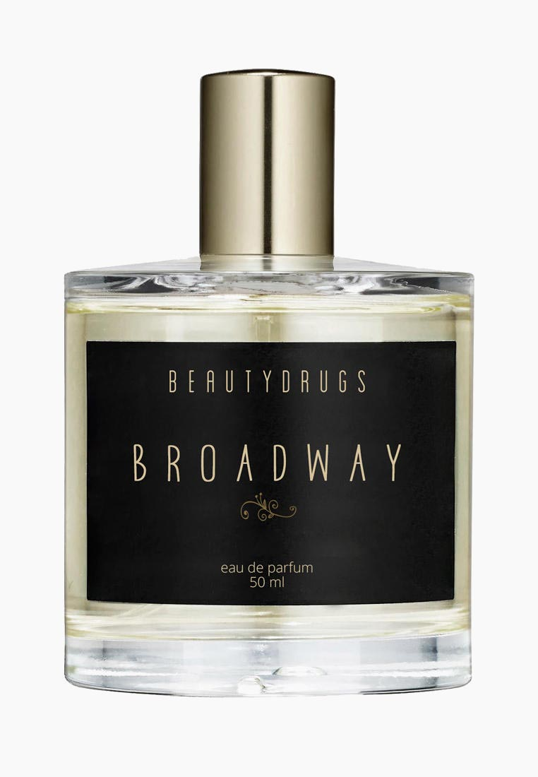 Парфюмерная вода BeautyDrugs BROADWAY, 50 мл за 6 000 ₽. в интернет-магазине Lamoda.ru