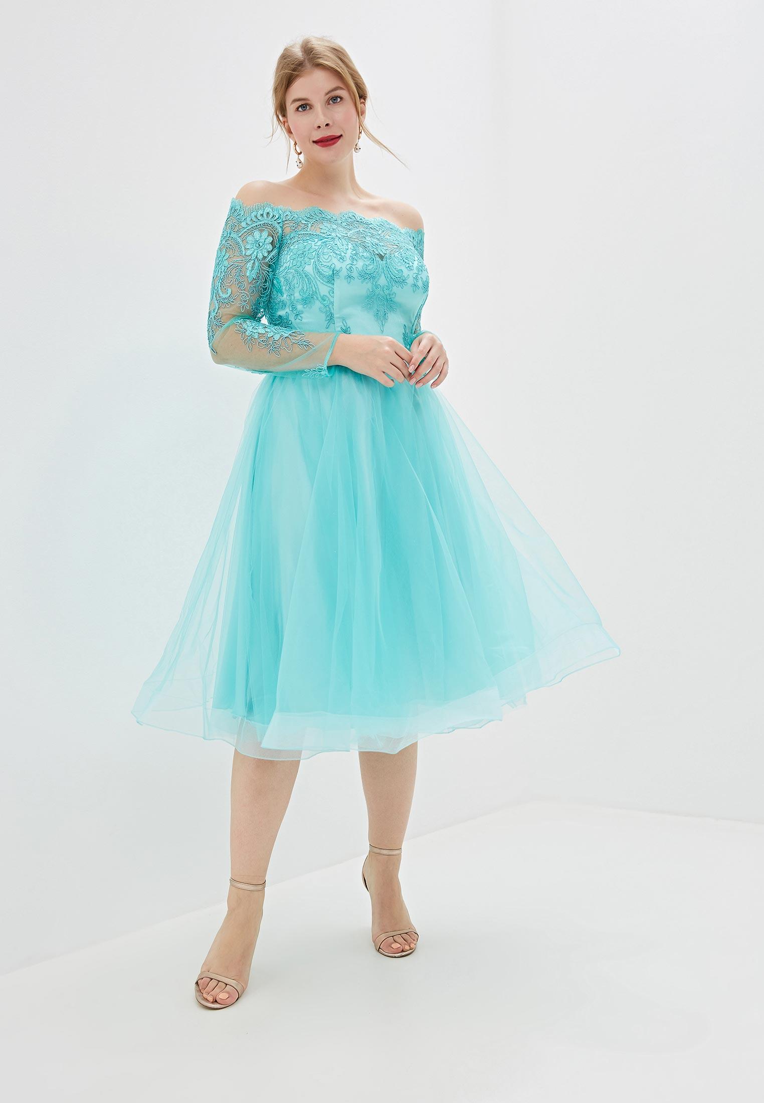 Платье Milomoor за 12 510 ₽. в интернет-магазине Lamoda.ru
