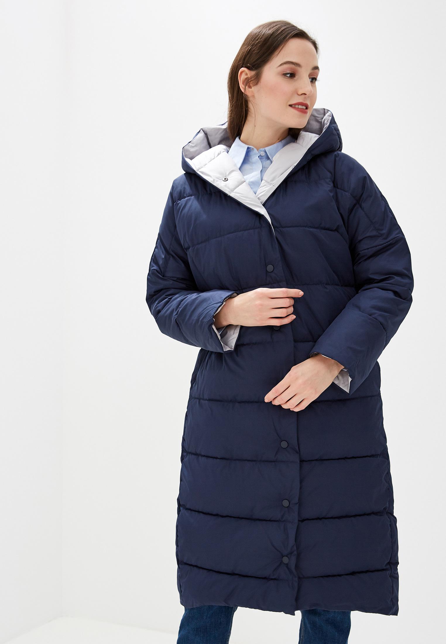 Куртка утепленная, Zarina, цвет: синий. Артикул: MP002XW0RHZD. Одежда / Верхняя одежда