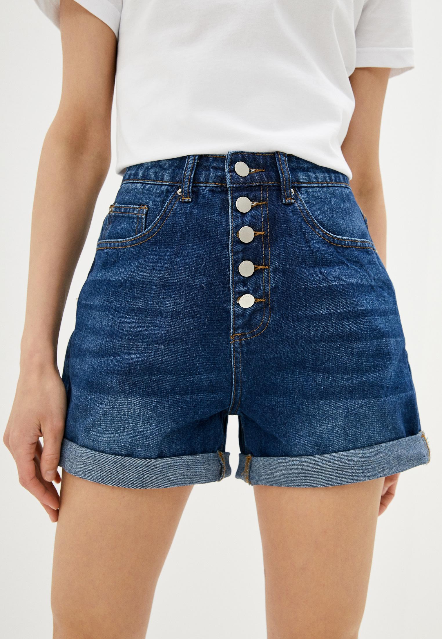 Шорты джинсовые Befree за 1 133 ₽. в интернет-магазине Lamoda.ru