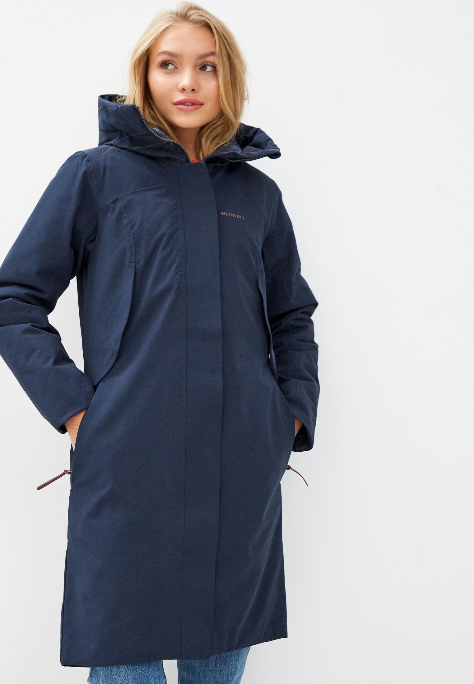 Куртка утепленная Merrell за 8 999 ₽. в интернет-магазине Lamoda.ru