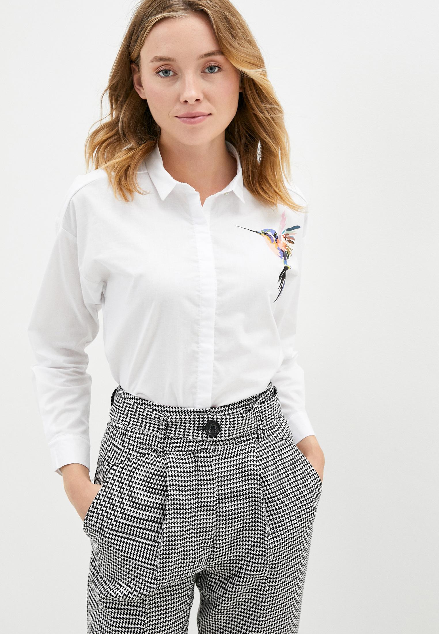 Рубашка Vilatte за 3 299 ₽. в интернет-магазине Lamoda.ru