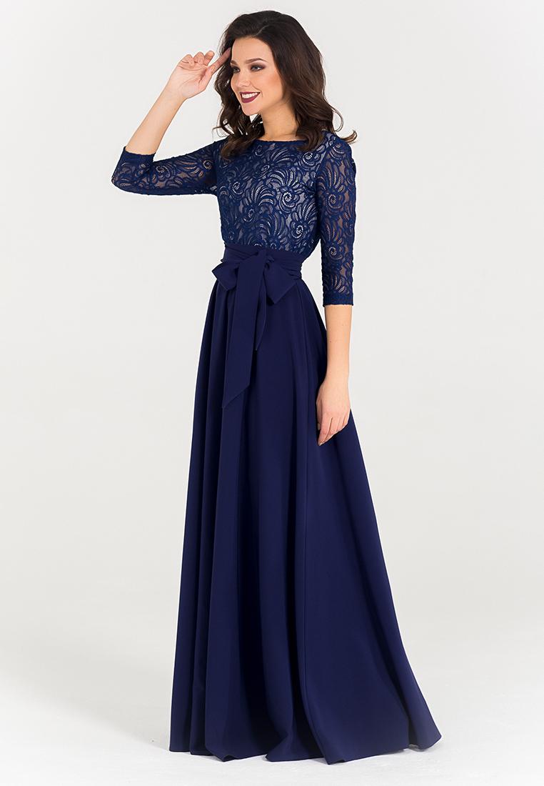 Красивые длинные платья в картинках