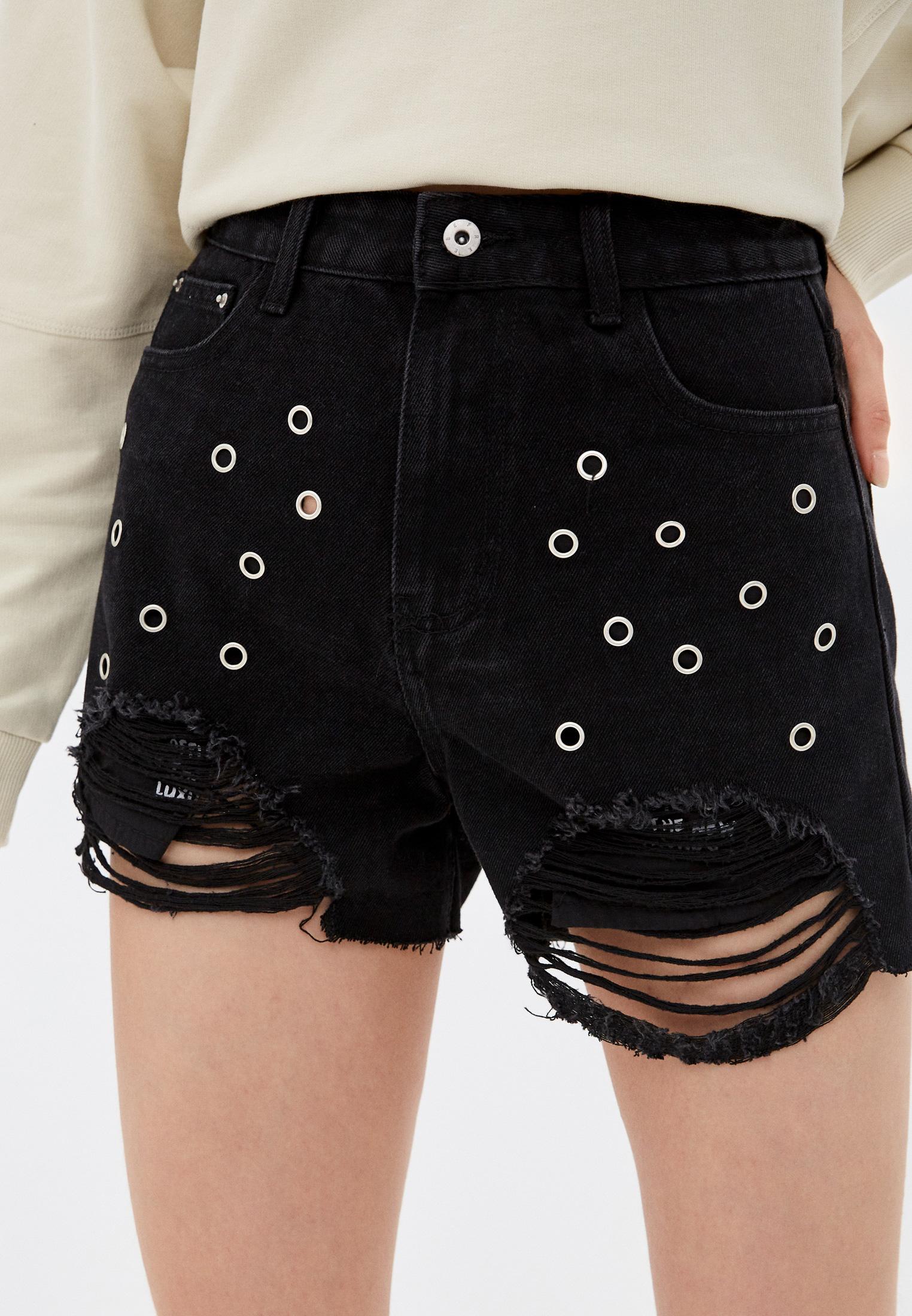 Шорты джинсовые Befree за 719 ₽. в интернет-магазине Lamoda.ru