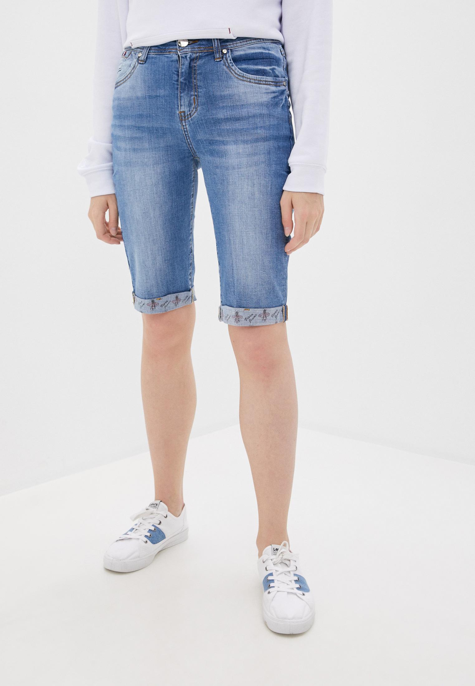 Шорты джинсовые Riori за 3 990 ₽. в интернет-магазине Lamoda.ru
