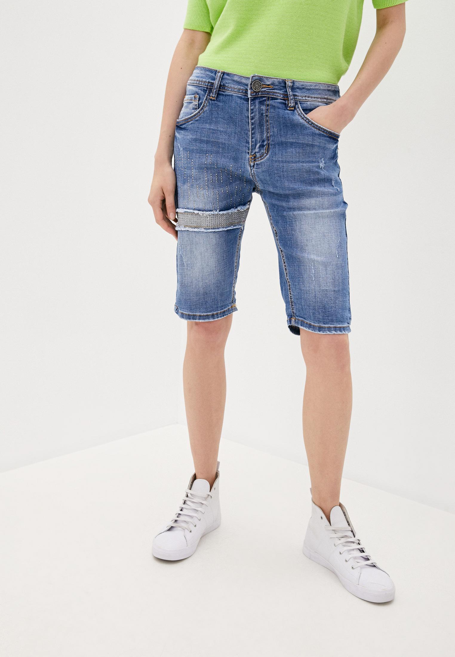Шорты джинсовые Riori за 1 795 ₽. в интернет-магазине Lamoda.ru