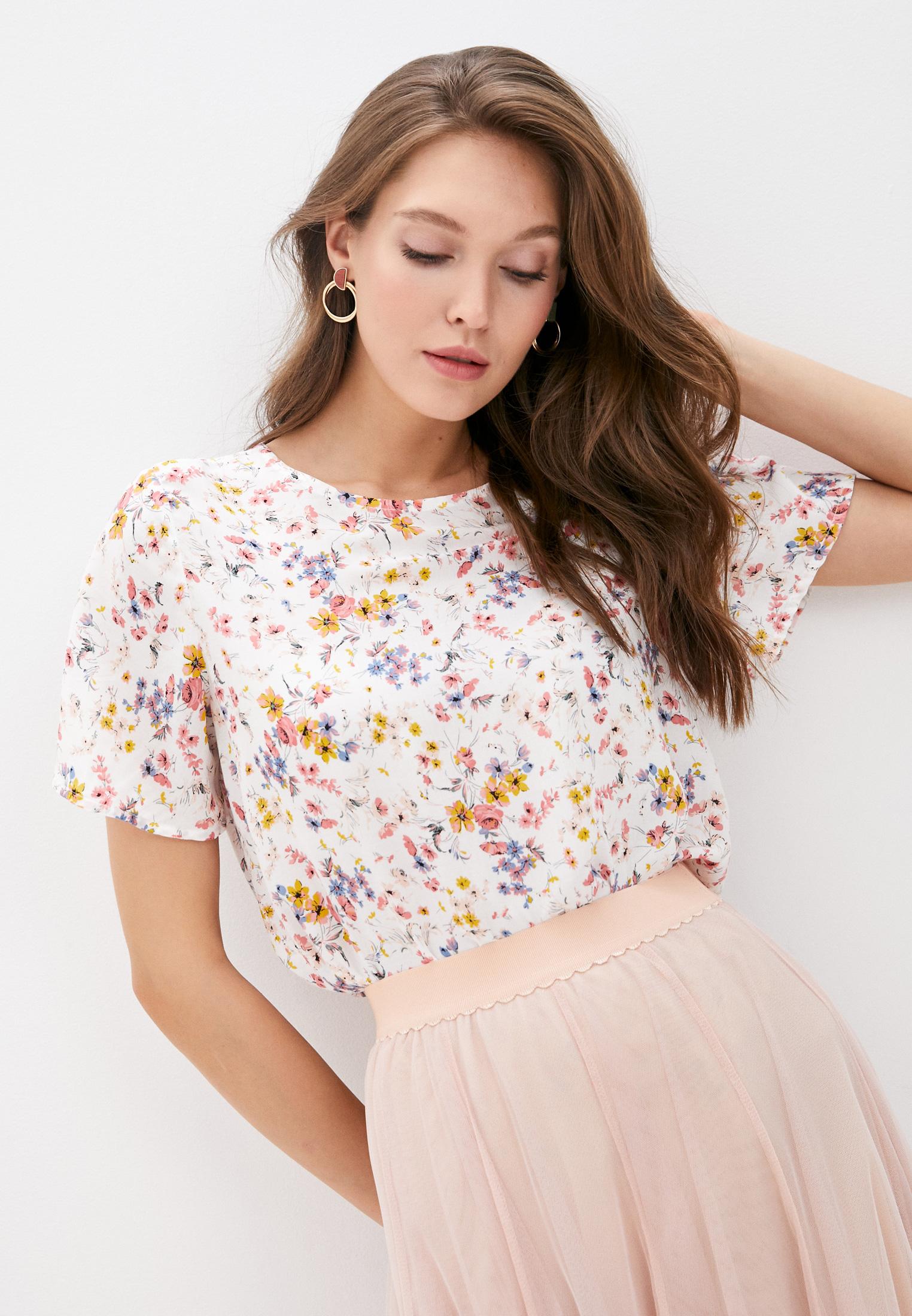 Блуза DeFacto за 799 ₽. в интернет-магазине Lamoda.ru