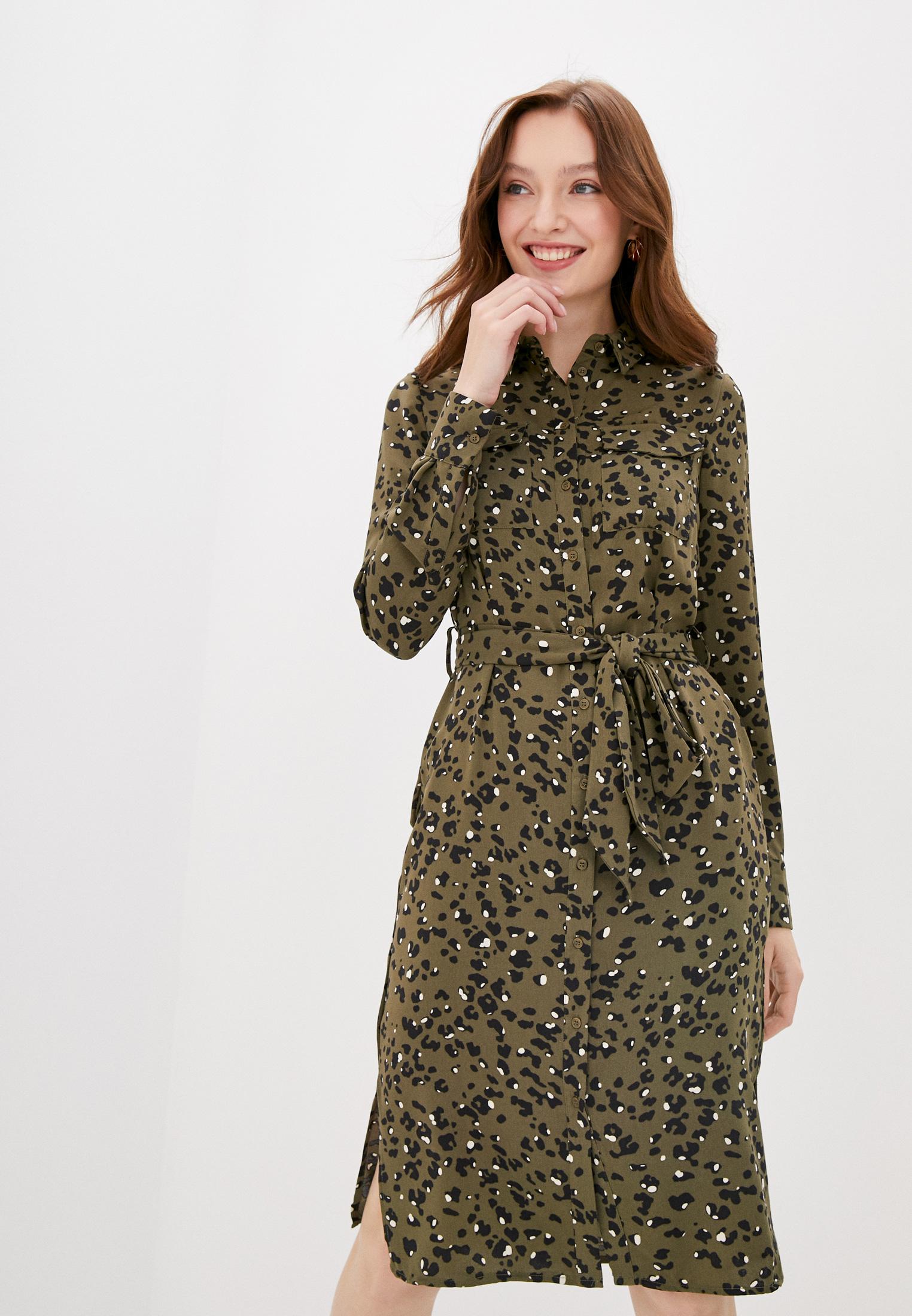 Платье Zarina за 1 399 ₽. в интернет-магазине Lamoda.ru