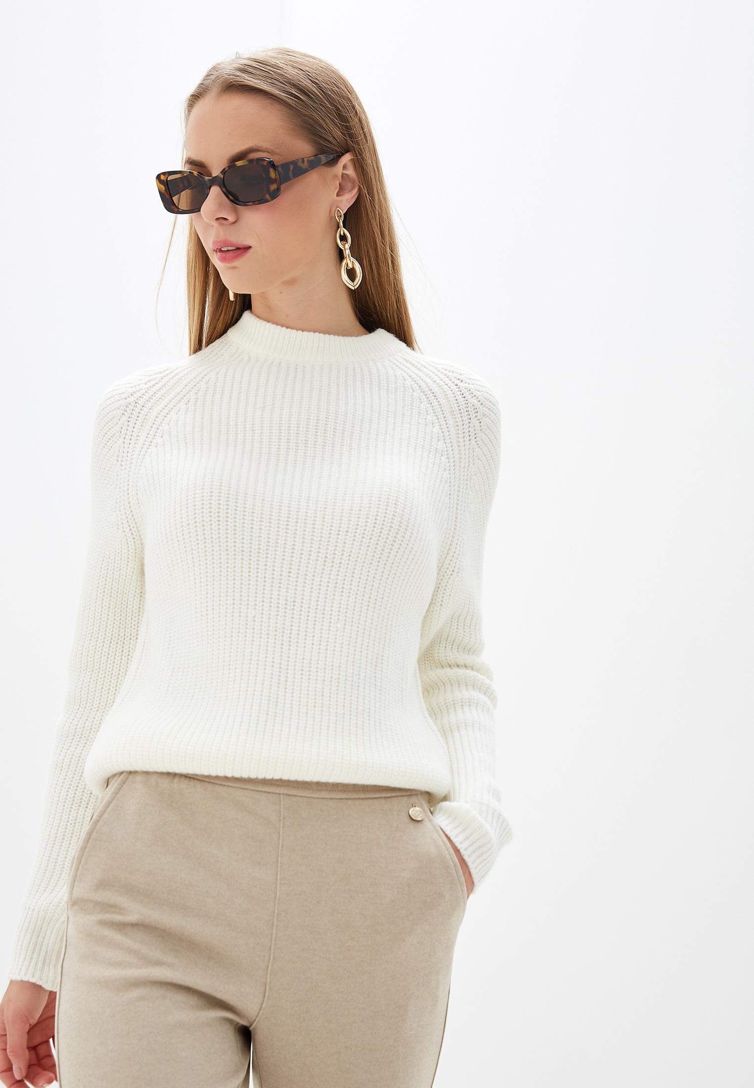 Джемпер, Zarina, цвет: белый. Артикул: MP002XW11XIG. Одежда / Джемперы, свитеры и кардиганы