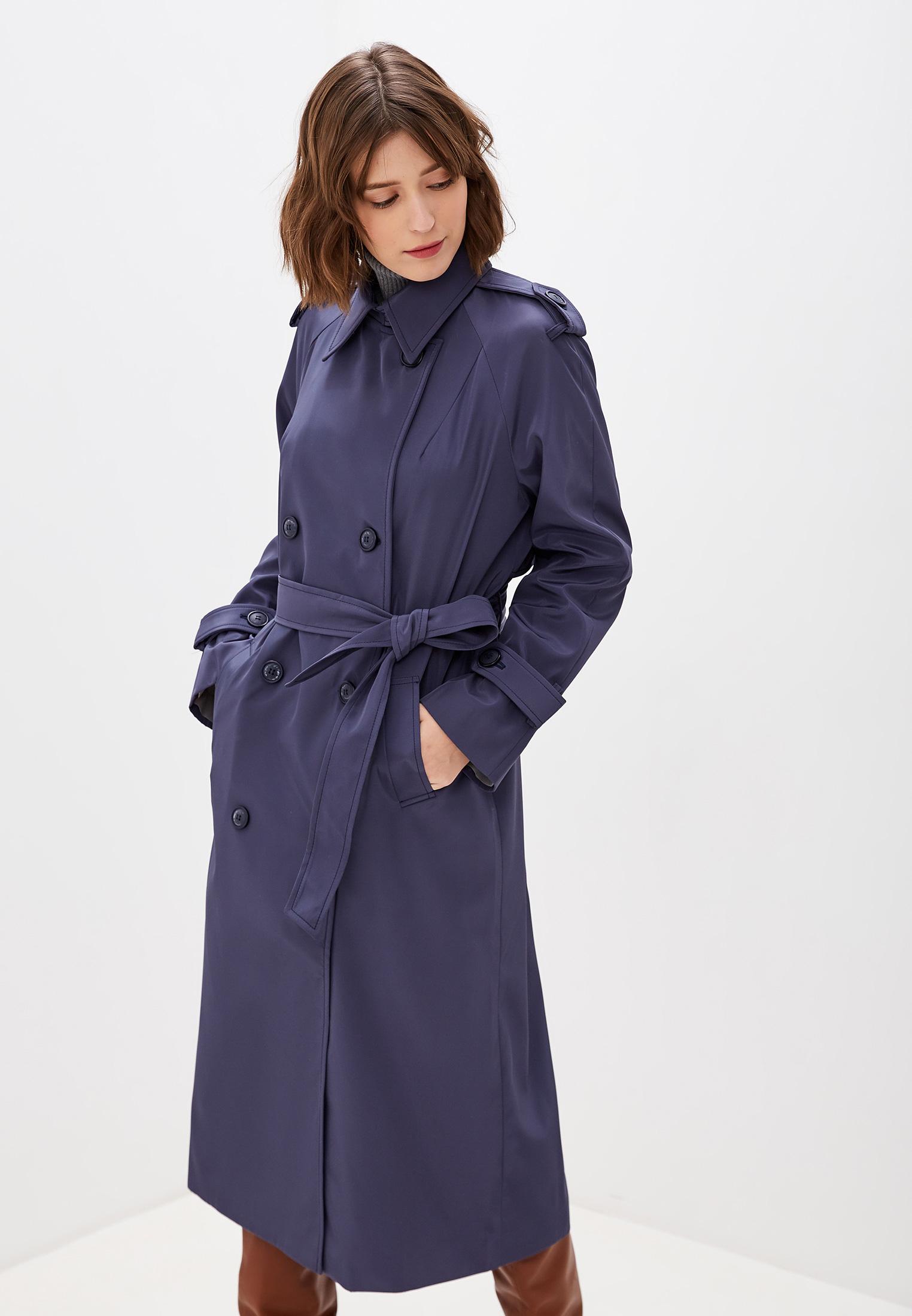Плащ, Nastasia Sabio, цвет: синий. Артикул: MP002XW11XNW. Одежда