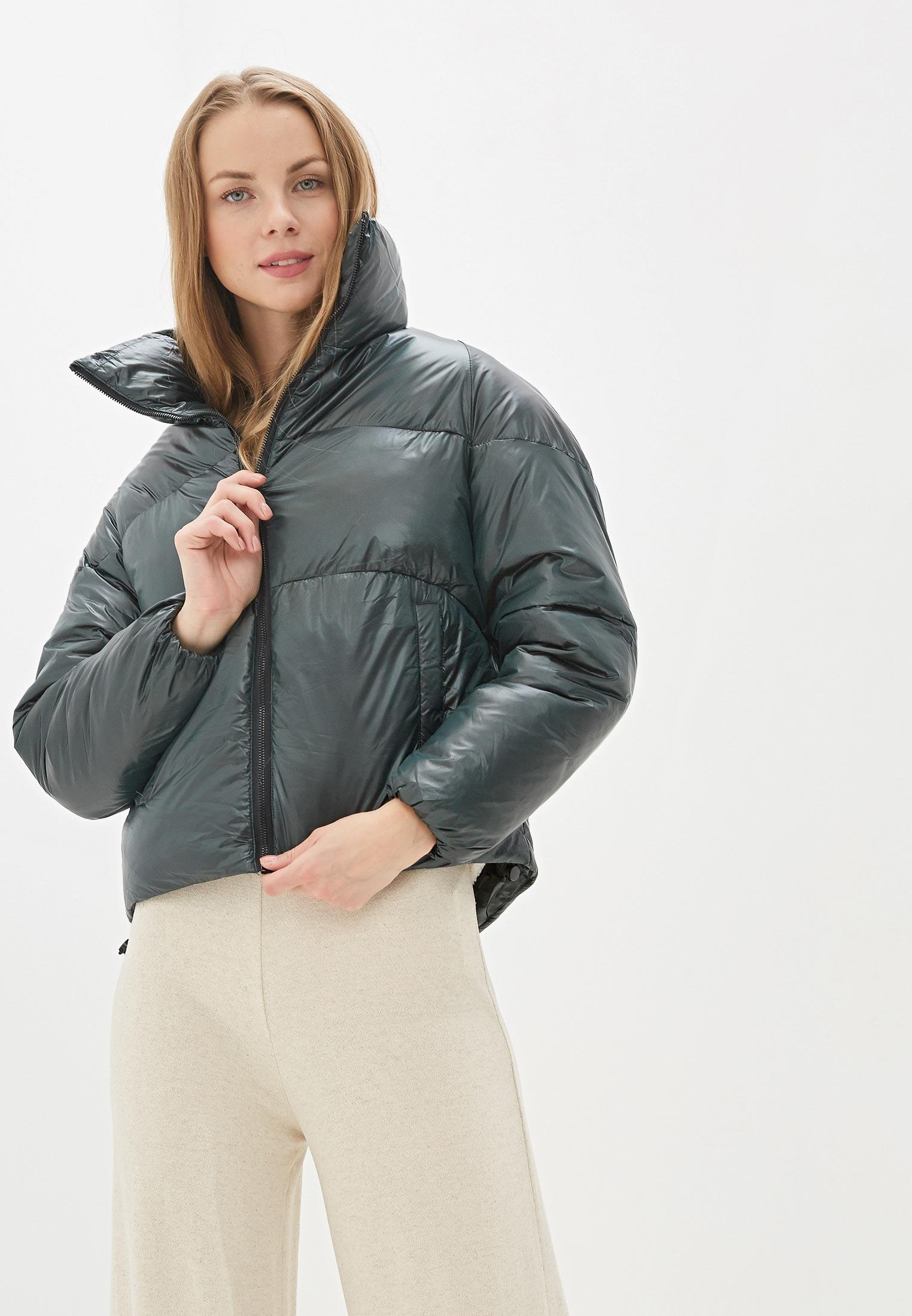 Куртка утепленная, Keddo, цвет: зеленый. Артикул: MP002XW11Y0P. Одежда / Верхняя одежда