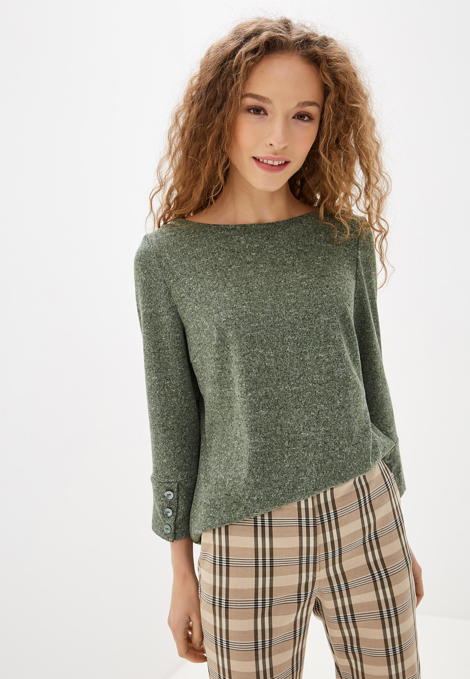 Джемпер, Argent, цвет: зеленый. Артикул: MP002XW120ZD. Одежда / Джемперы, свитеры и кардиганы