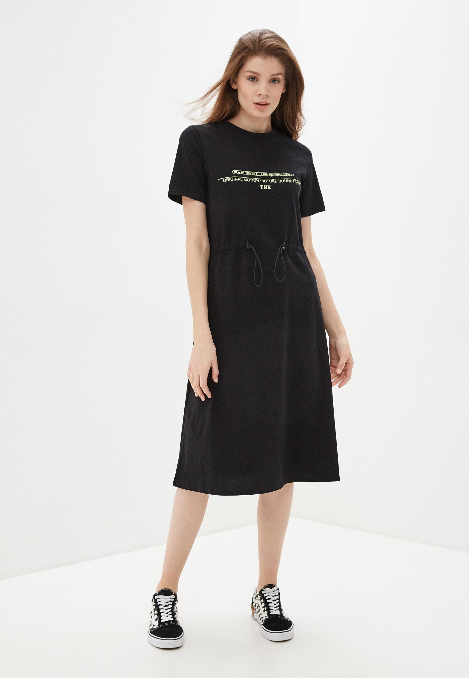 Платье Befree  за 1 439 ₽. в интернет-магазине Lamoda.ru