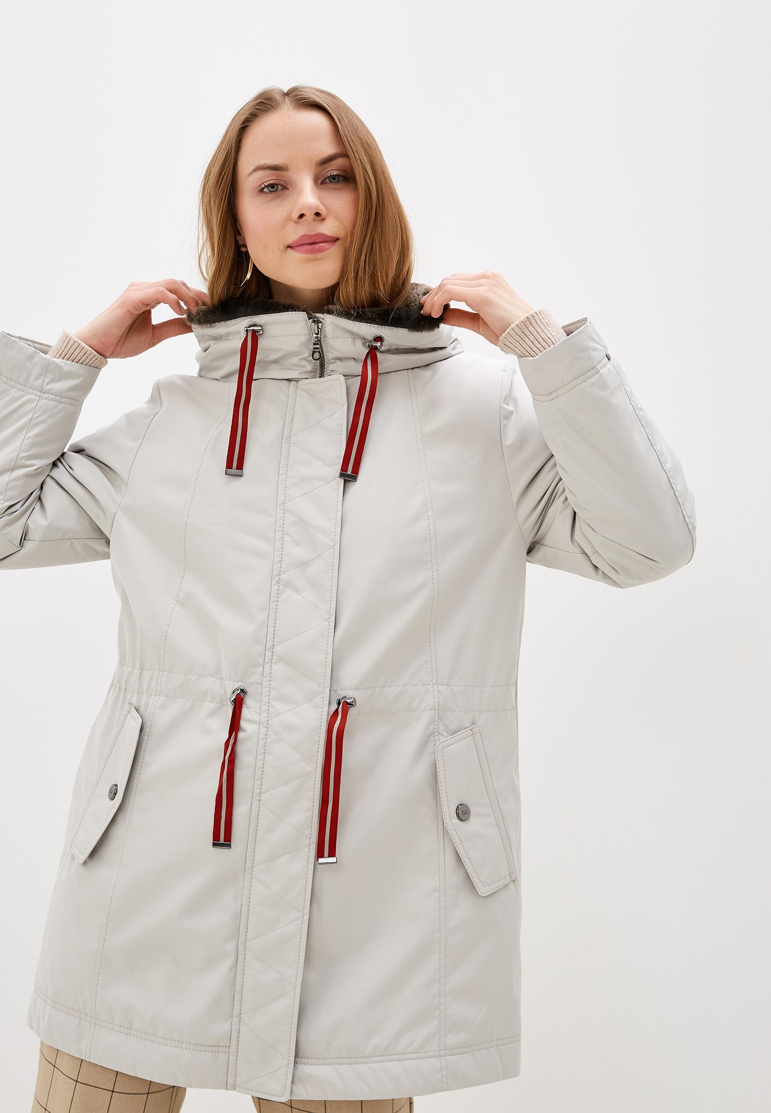 Парка, Dixi-Coat, цвет: серый. Артикул: MP002XW152CU. Одежда / Верхняя одежда