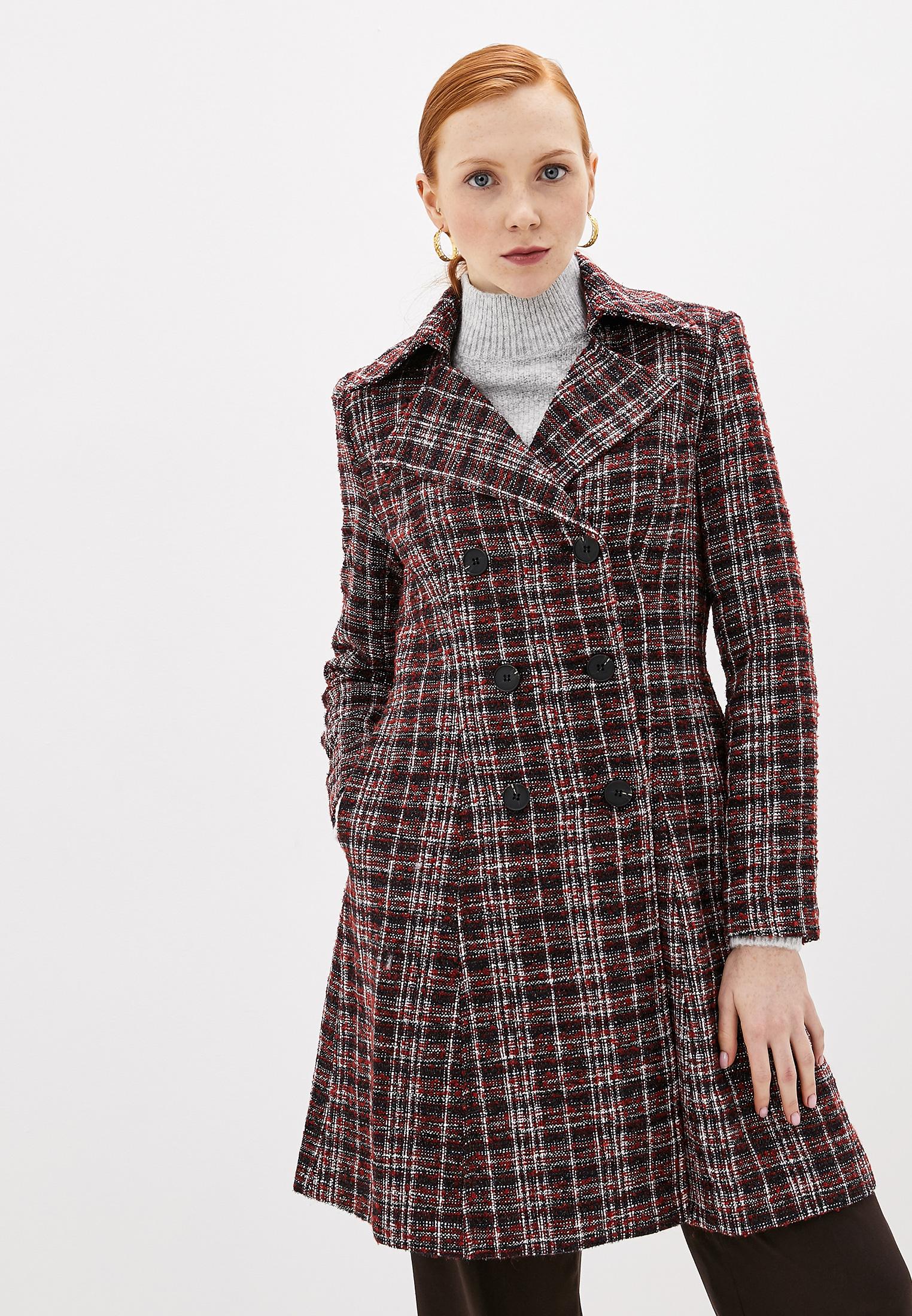 Пальто Emilia Dell'oro за 7 750 ₽. в интернет-магазине Lamoda.ru