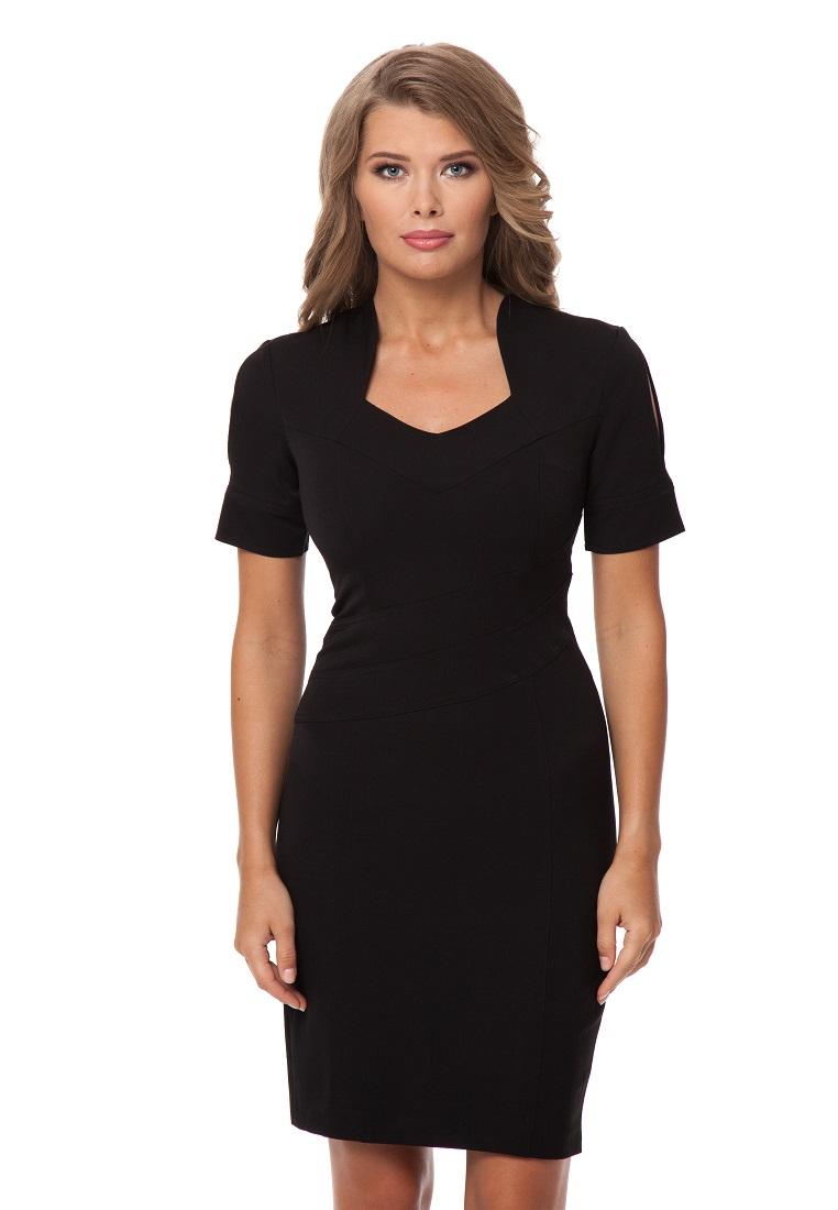 модели черного платья фото балкон